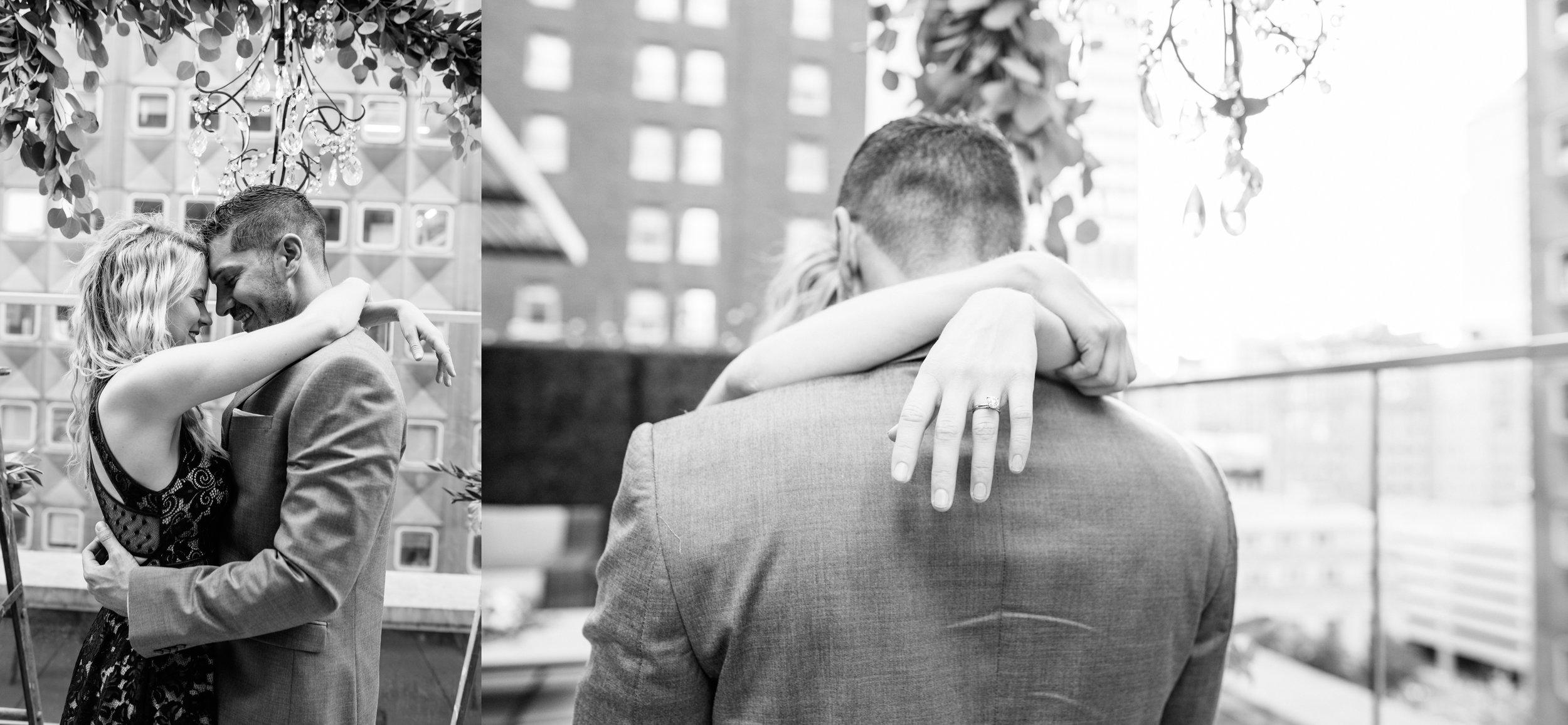 Hotel Monaco Pittsburgh | Wedding Proposal Planners | Exhale Events | Dance
