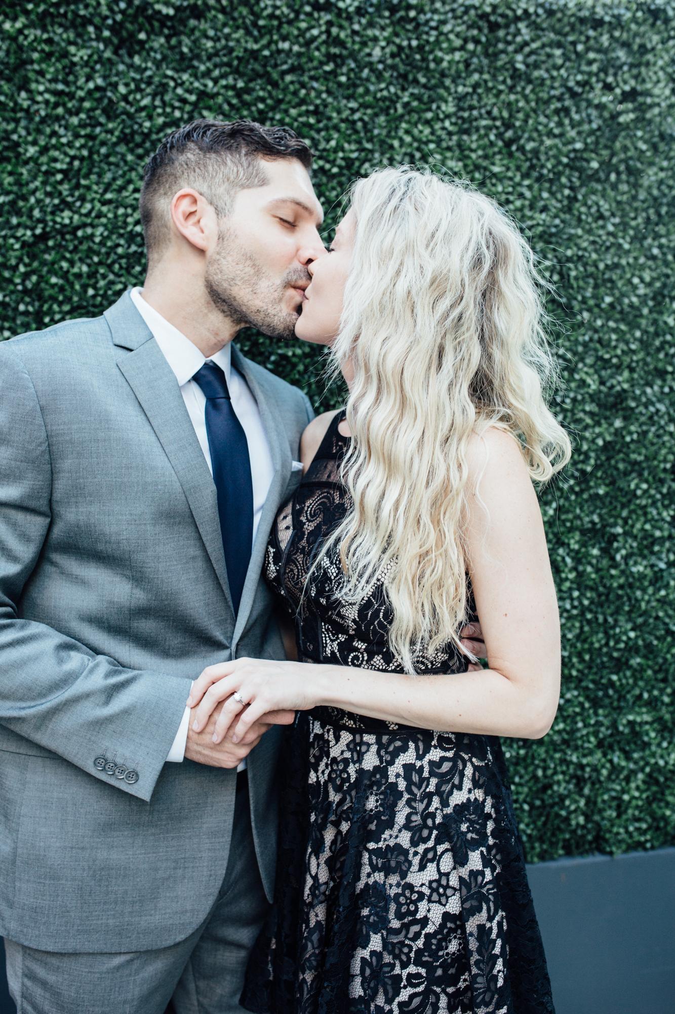 Hotel Monaco Pittsburgh | Wedding Proposal Planners | Exhale Events | Kiss