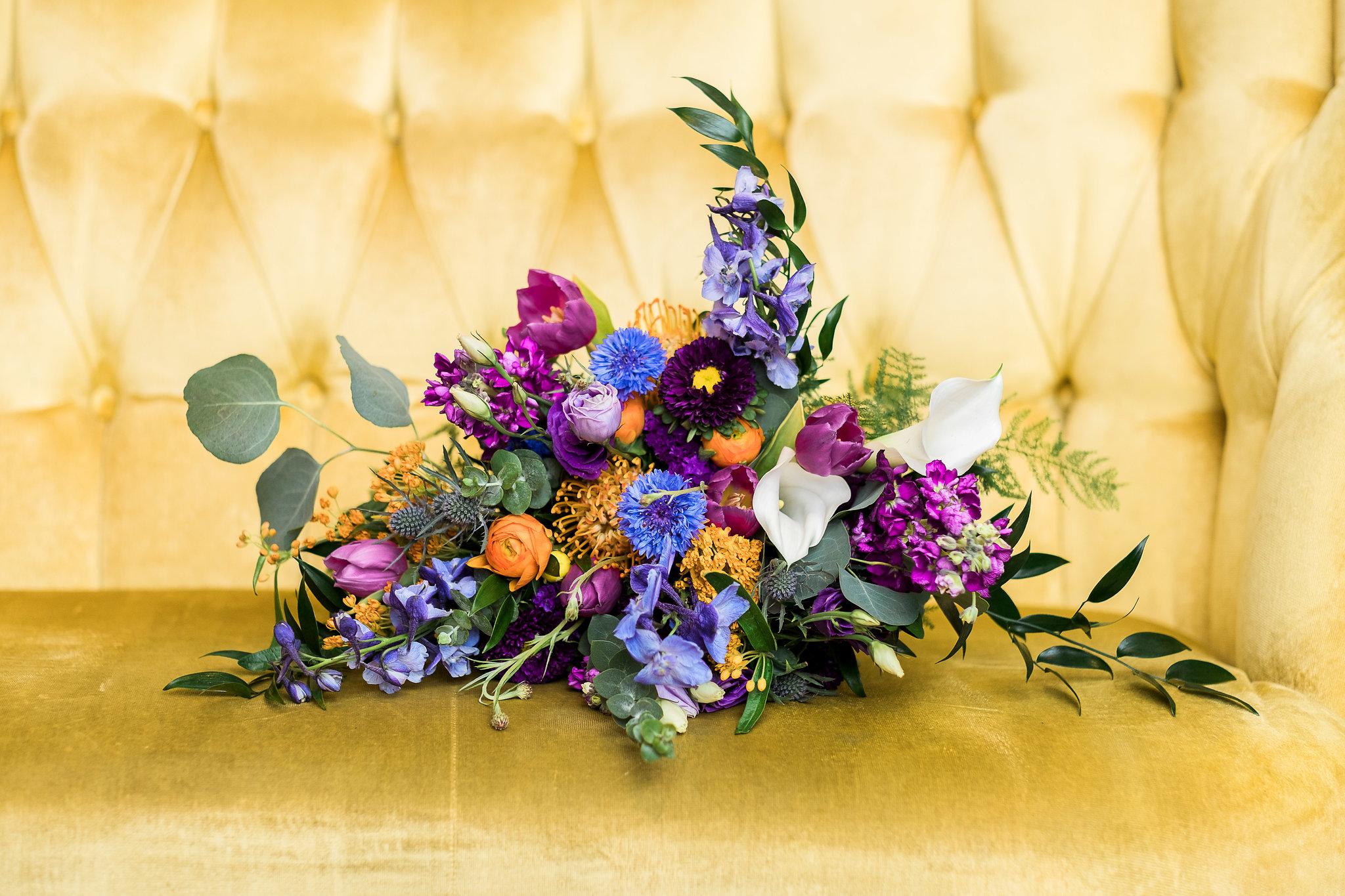 Pittsburgh wedding flowers