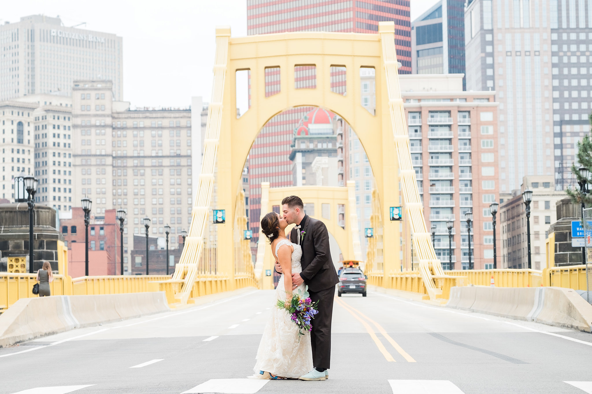 Pittsburgh wedding photography