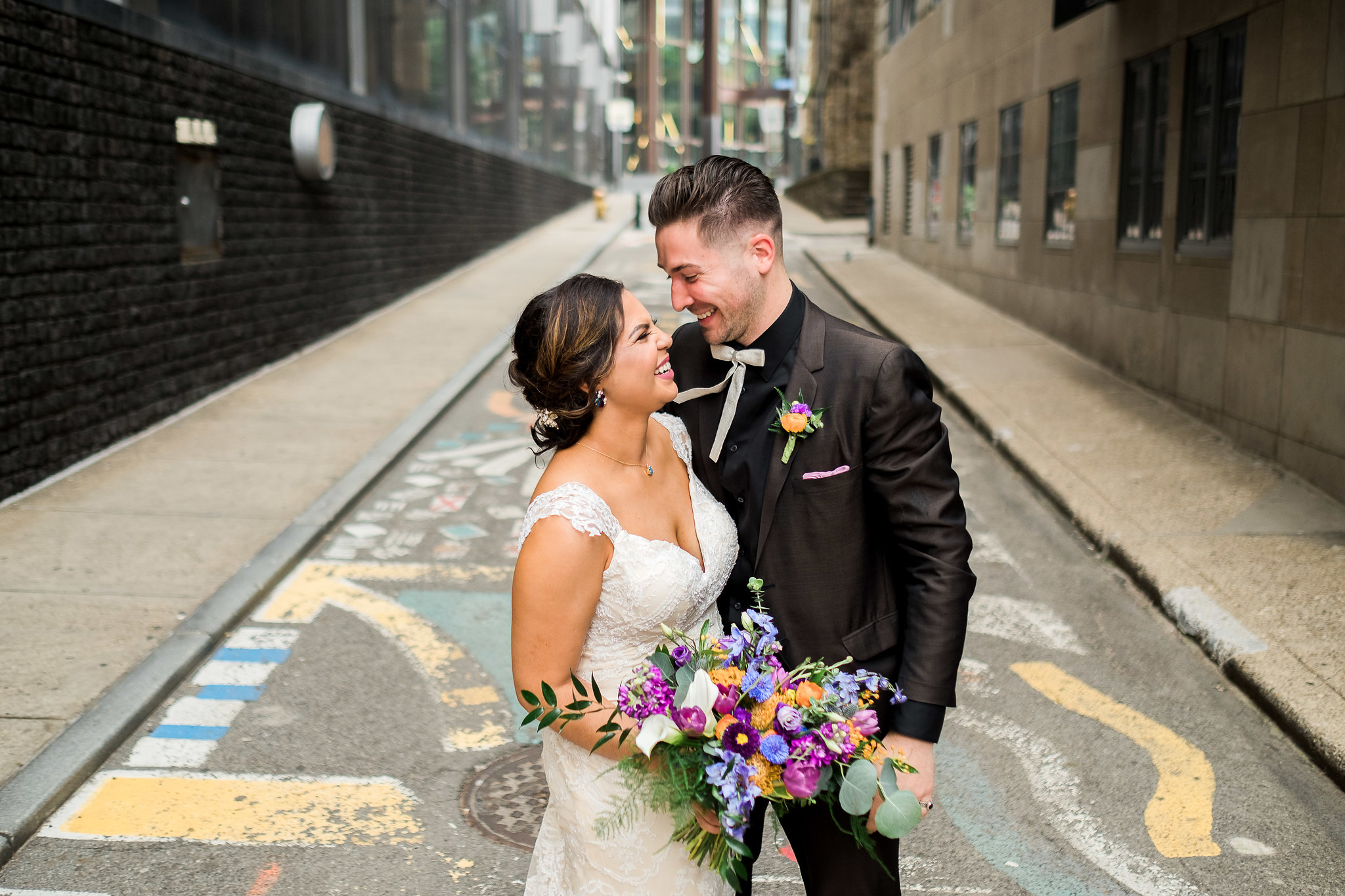 Andy Warhol Museum Wedding | Exhale Events | Pittsburgh Wedding Planners