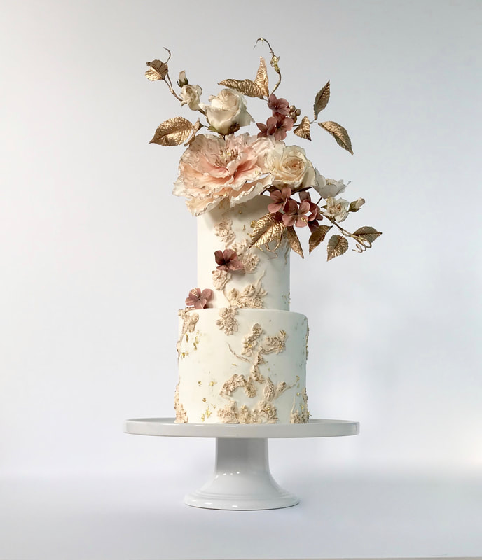An interview with Pittsburgh Wedding Cake Artist, Alex Robba | Exhale Events Wedding Planners