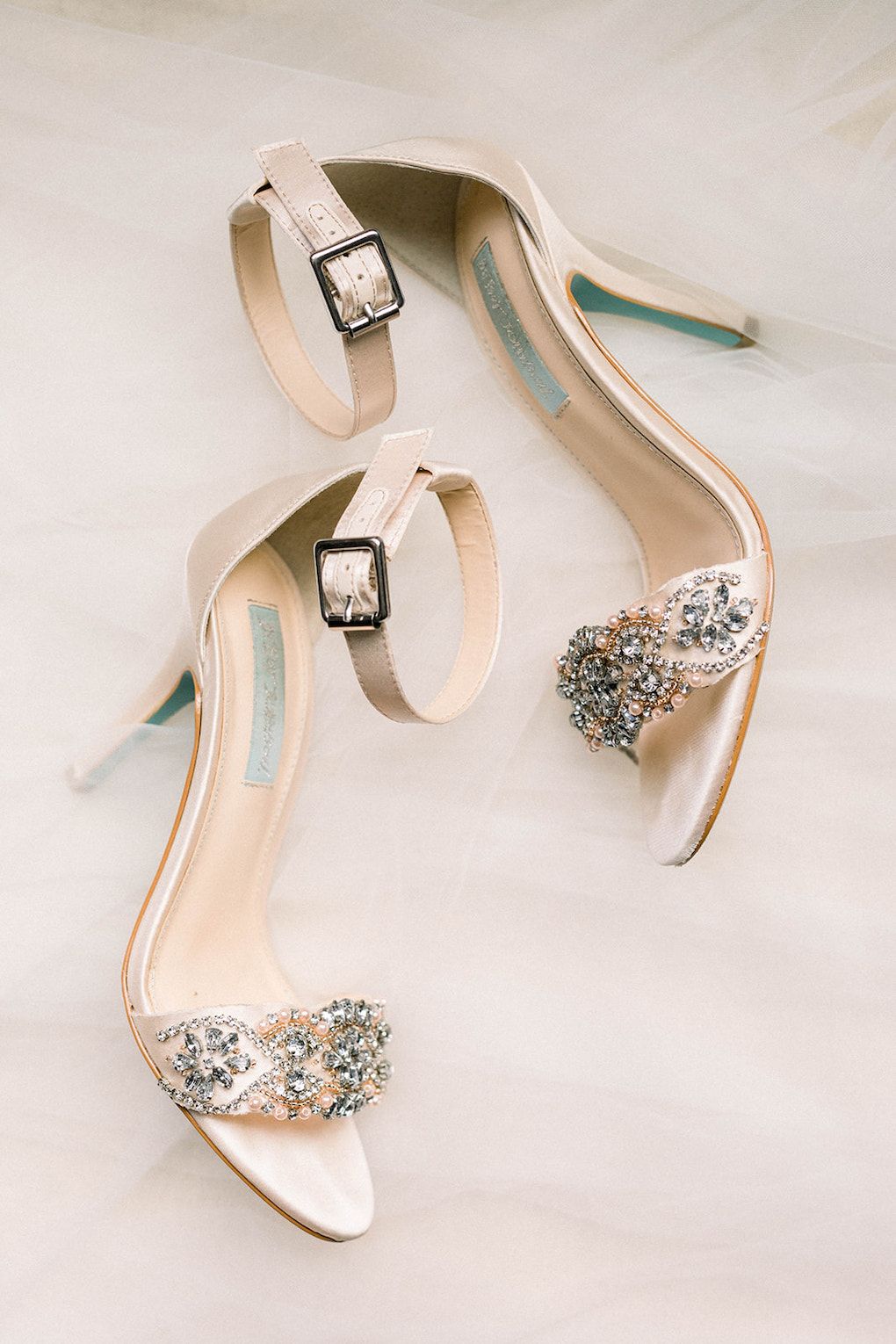 Wedding shoes: Pittsburgh Botanic Garden wedding planned by Exhale Events. See more wedding inspiration at exhale-events.com!