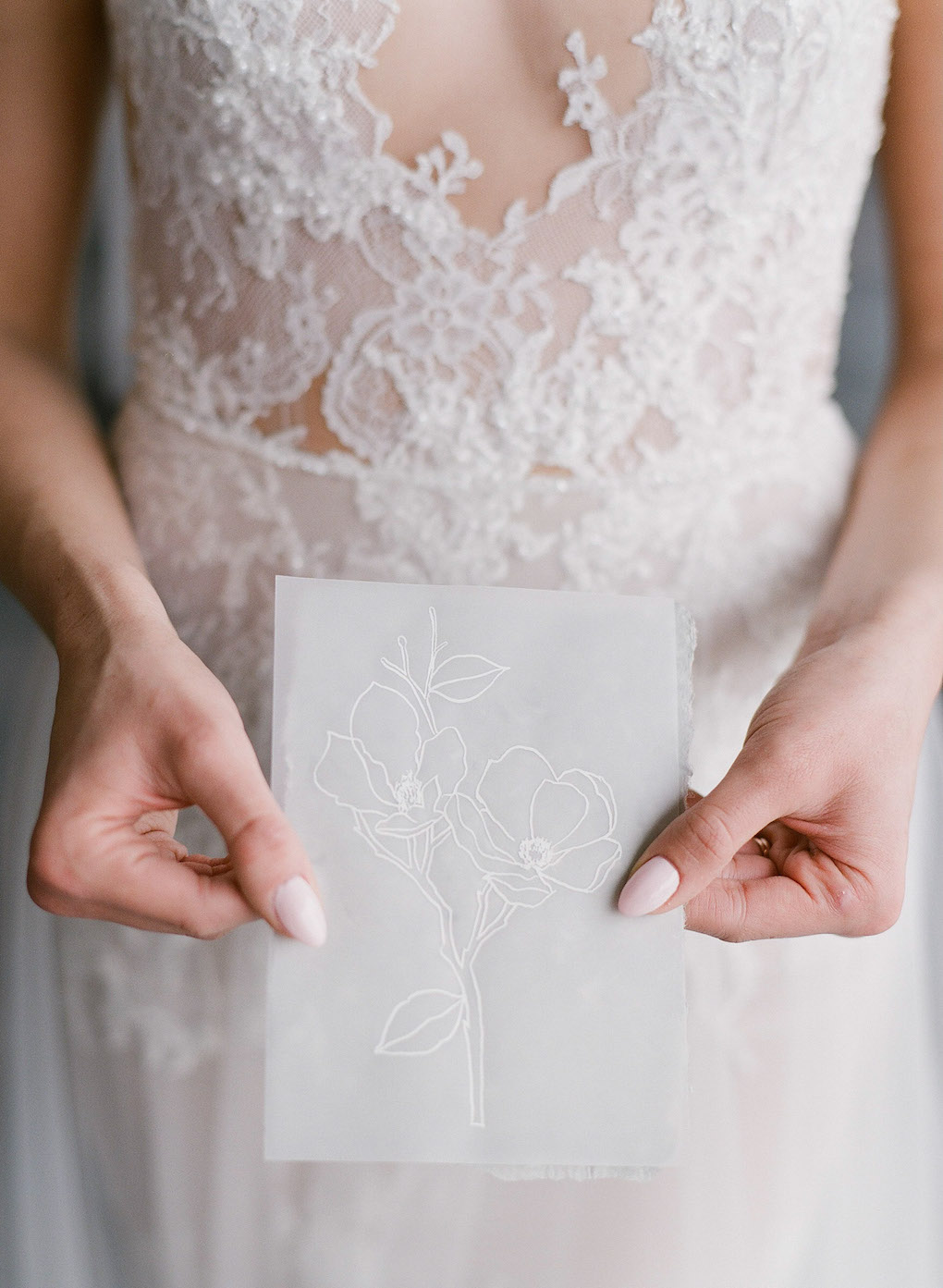 Bridal Stationary Inspo: Soft and Subtle Palettes of Spring Blossoms | Editorial Shoot at The Renaissance Pittsburgh by Exhale Events. See more inspiration at exhale-events.com!