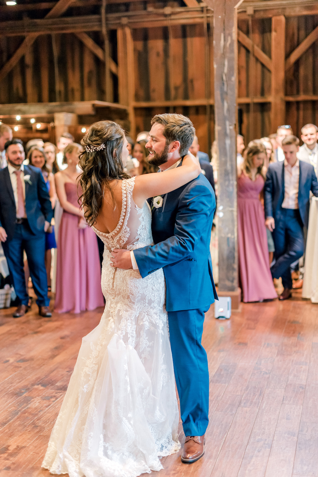 First dance ideas: Romantic Delicate Summer Wedding in Pittsburgh planned by Exhale Events. See more at exhale-events.com!