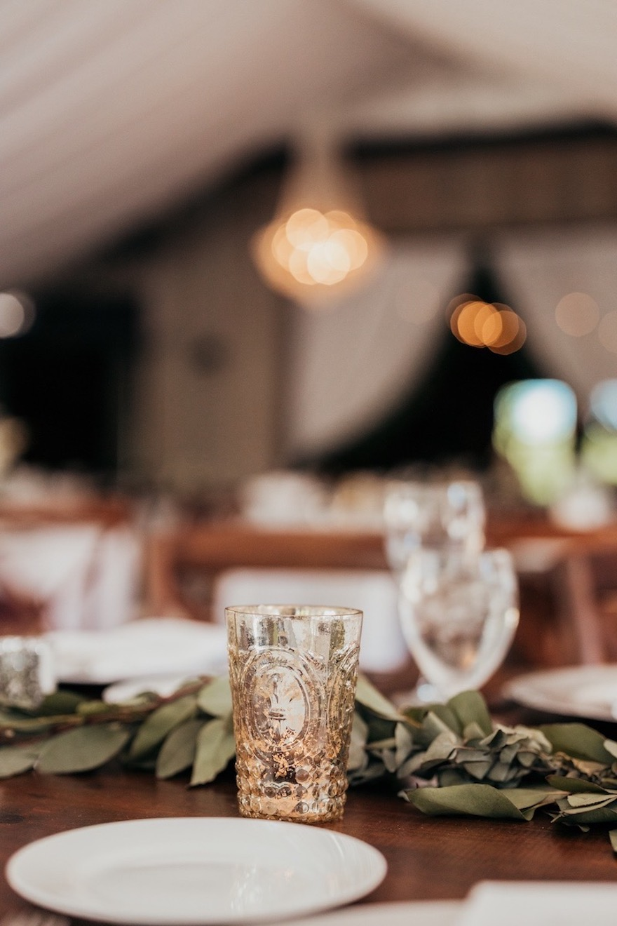 Classic details: Elegant and Classic Garden Wedding planned by Exhale Events. See more at exhale-events.com!