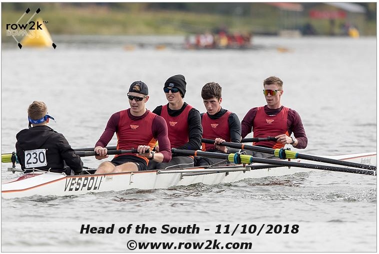 2018 Head of the South