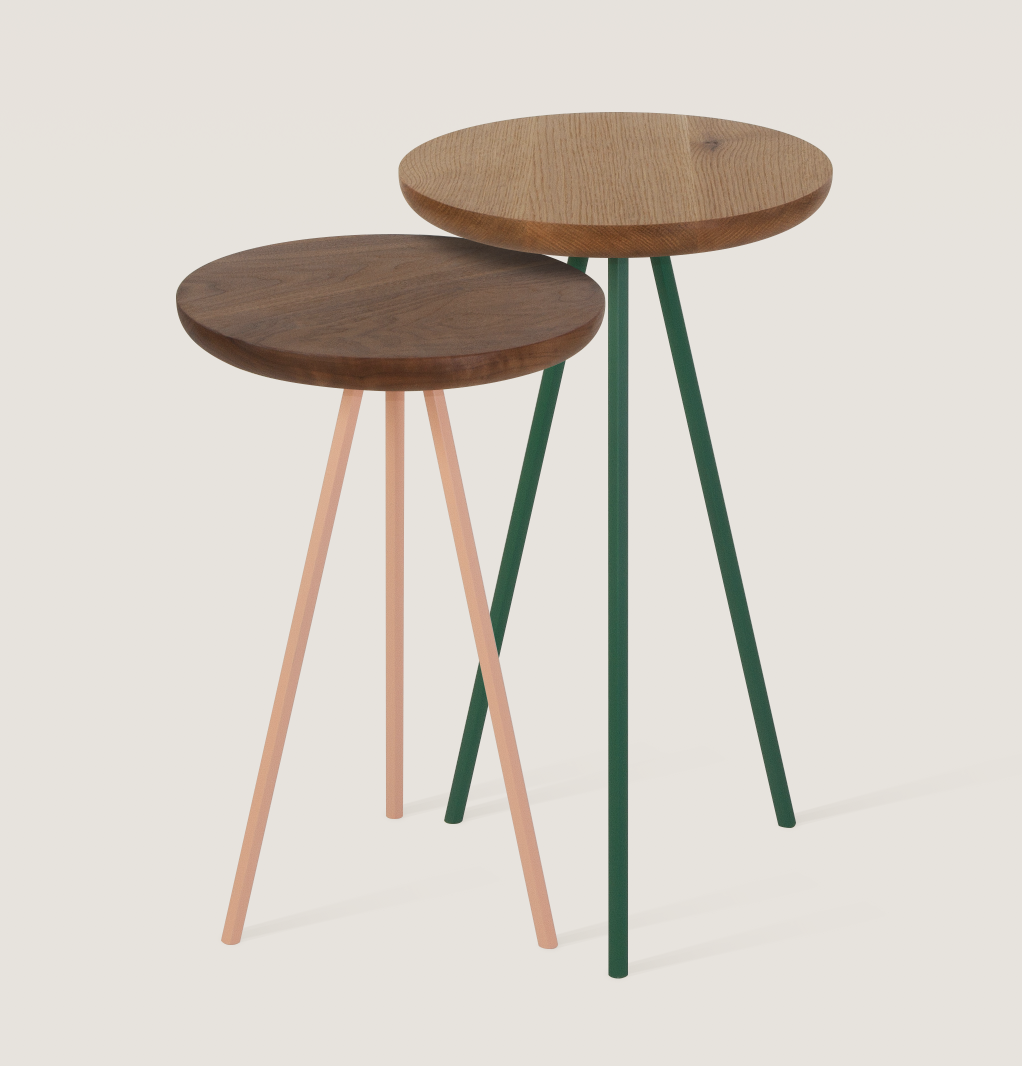 High Level Side Table →