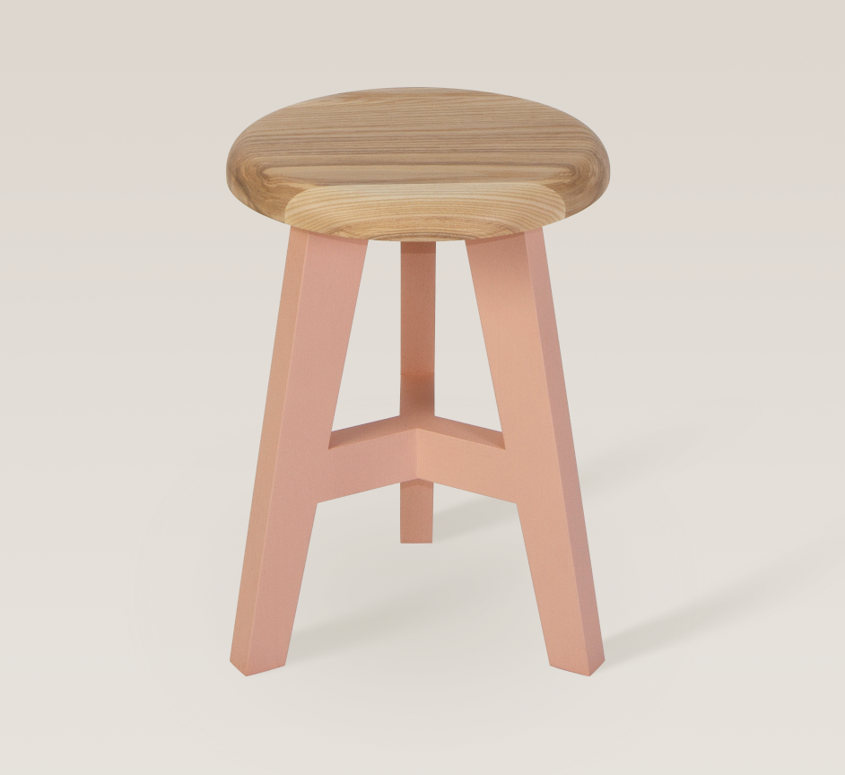 Strathearn Low Stool →