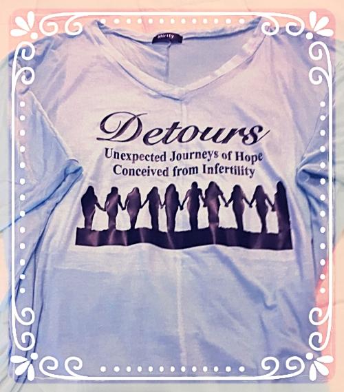 Journey of Hope Custom-Made shirt . Email for details.