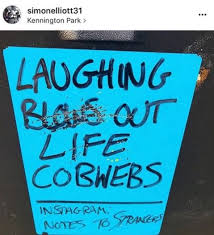 Leek... laughing blows out cobwebs.jpeg