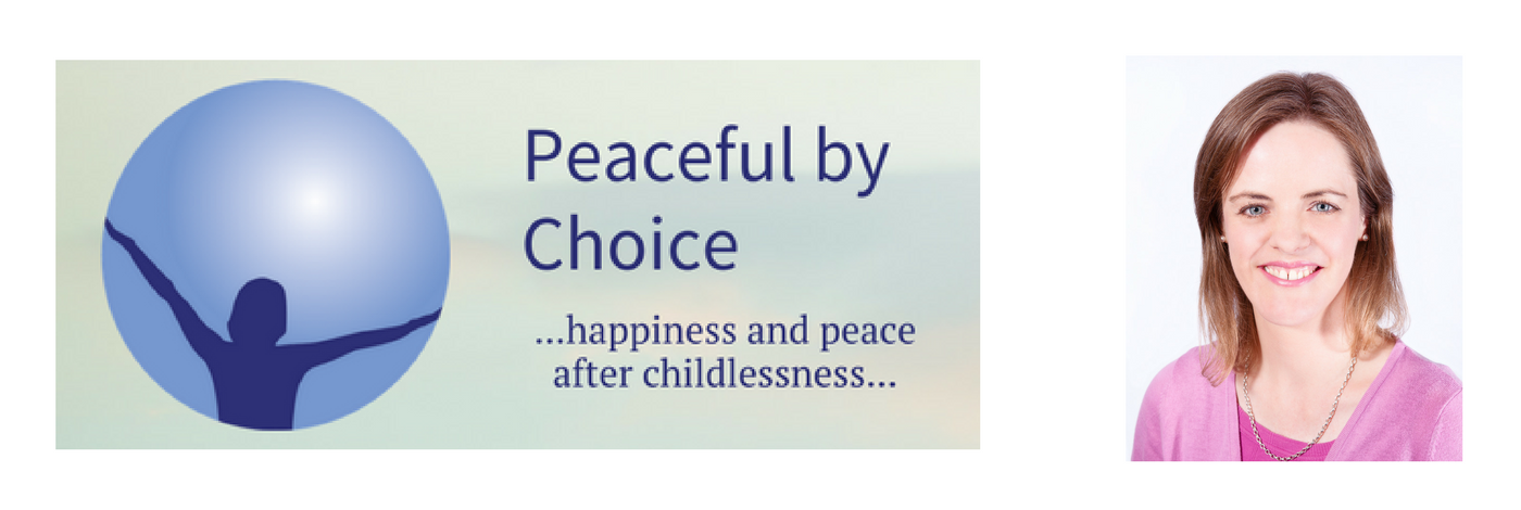 Helping you to be peaceful after childlessness.
