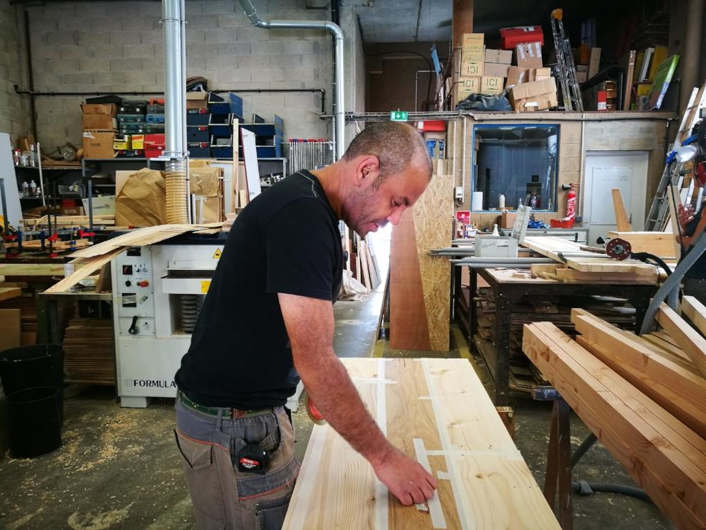 Jimmy Nicol, directeur technique @ Photo Constance Lacorne