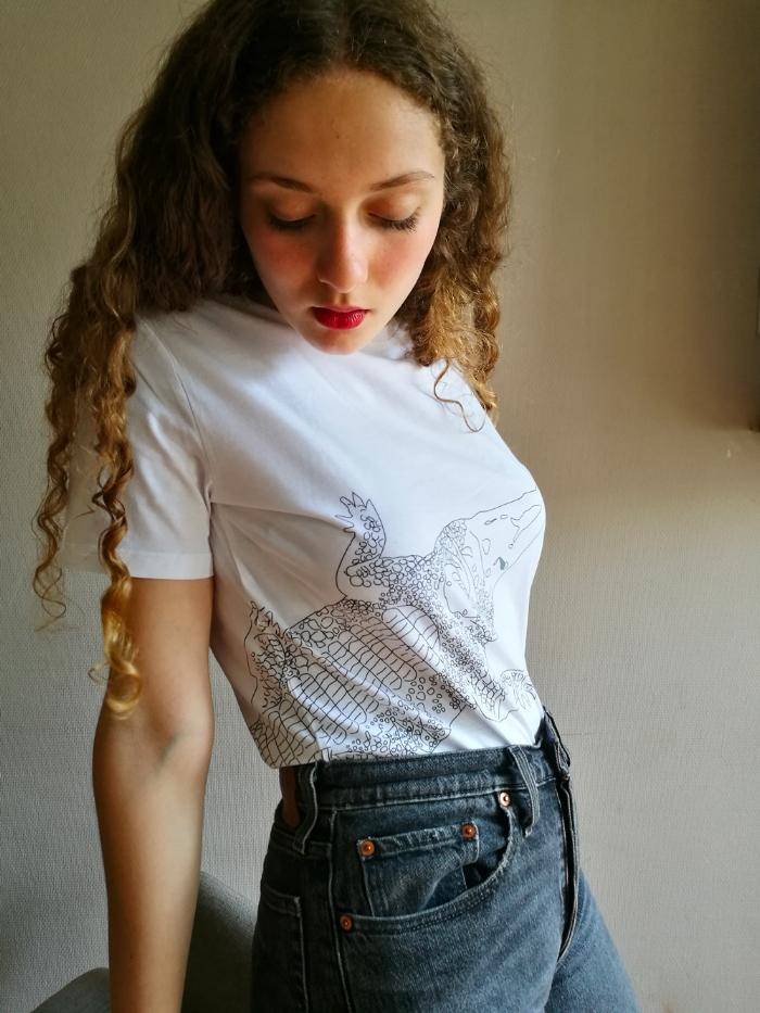 T-shirt Crocodile - 40 €