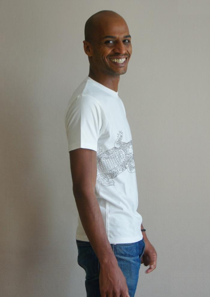 Des larmes de crocodile T-shirts for men - 40 €