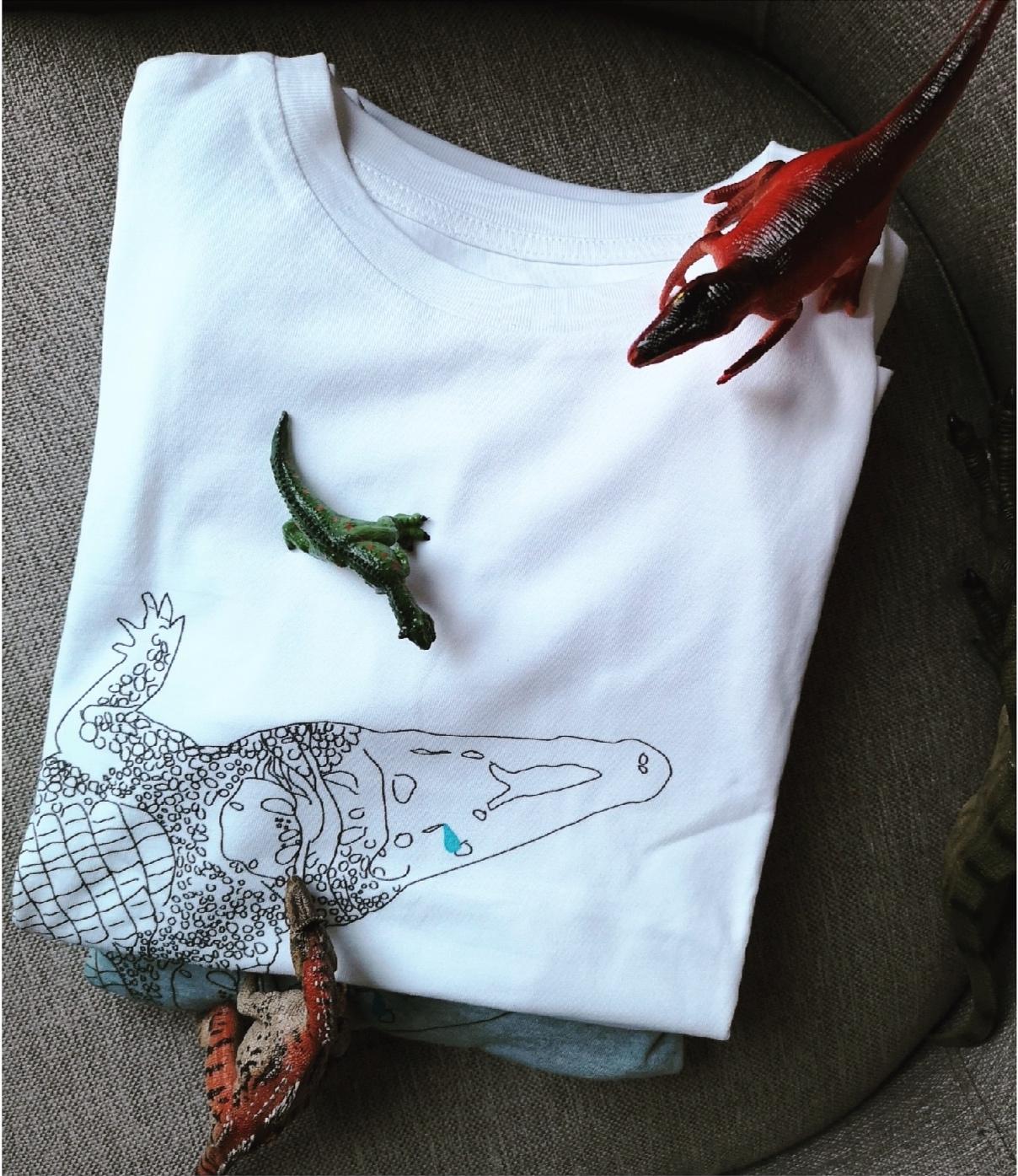 Crocodile tshirt - 30 €