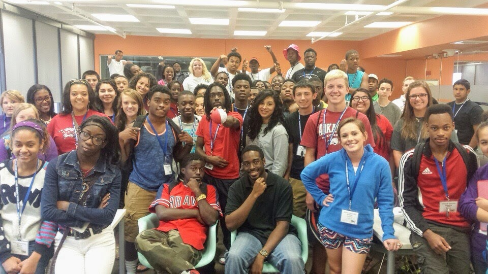 STEM Is The New Black x ACT Academy(University of Arkansas)