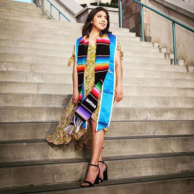 🎓🎓A woman's place is in chemistry 👩🏻🔬 • Congrats @conniepenaflor On Your Graduation!! #NotYourAverageStatistics 🎓📚📐💡🔬💻 • • • • • • #STEMIsTheNewBlack  #ReshapingTheCulture #NotYourAverageStatistics  #STEM #Science #Technology #Engineering #Math #BuildCommunityThroughLove #MinoritiesInSTEM #NSBE #SHPE #AISES #SHPE #SWE #AISES  #WGMIH #STEMedia #SheTooSTEM