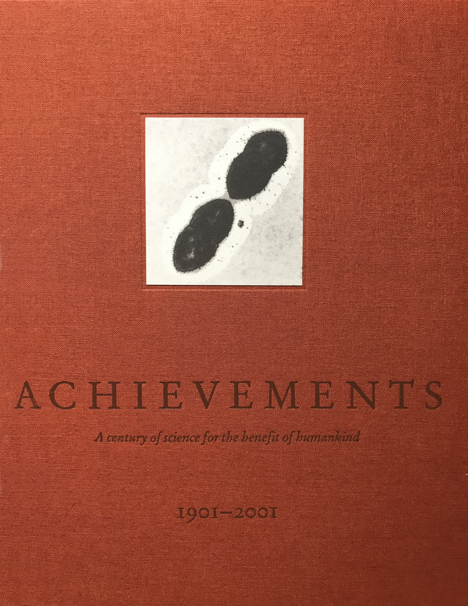 Rockefeller University Achievements: 1901-2001 (Rockefeller University Press, 2001)  - A large-format book, lavishly illustrated with both historical and recent photography, Achievements chronicles the first 100 years of The Rockefeller University, a premiere center for biomedical research.