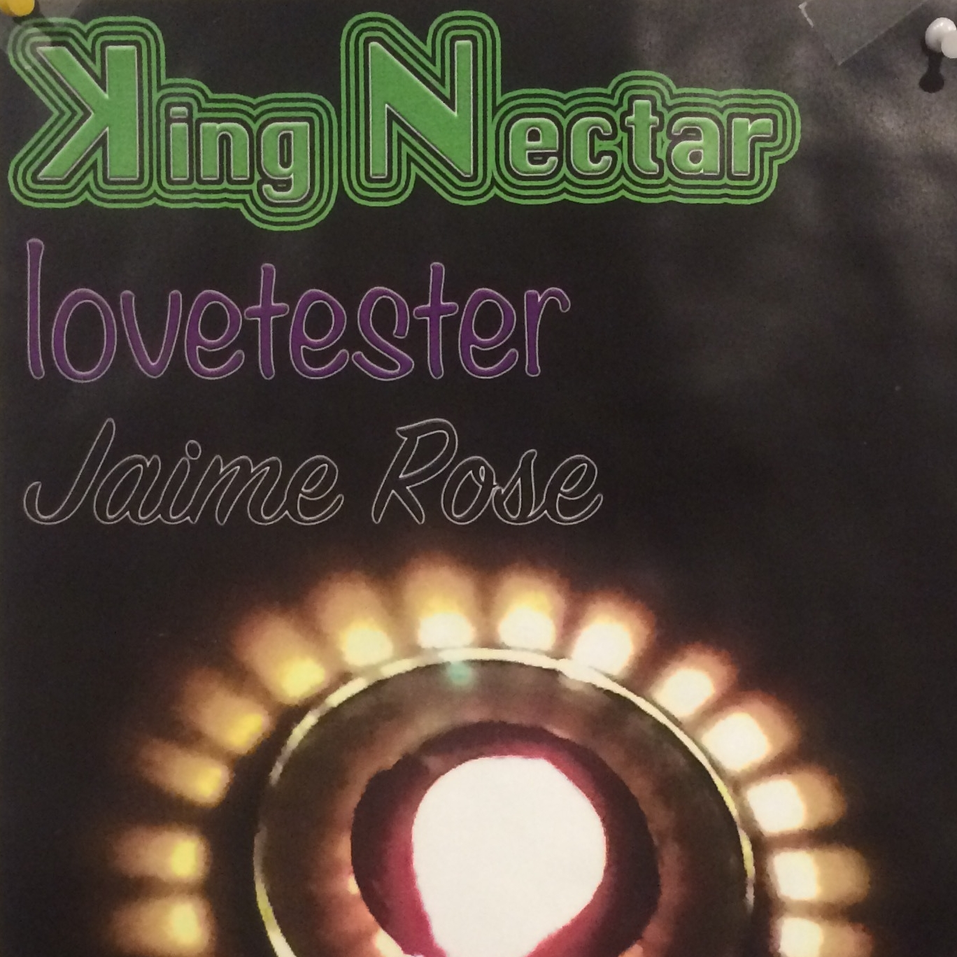 03/10 King Nektar with Lovetester & Jaime Rose