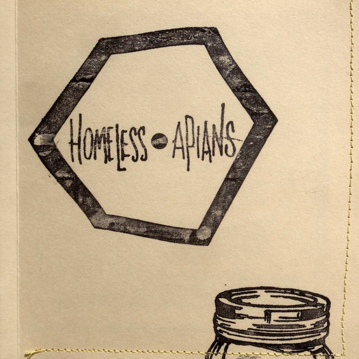 8/23 Homeless Apians & The Cranston Dean Band + Illiterate Light