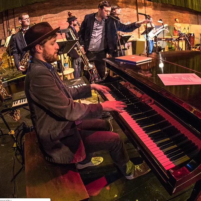 11/21 Mark Masefield A Man & His Piano