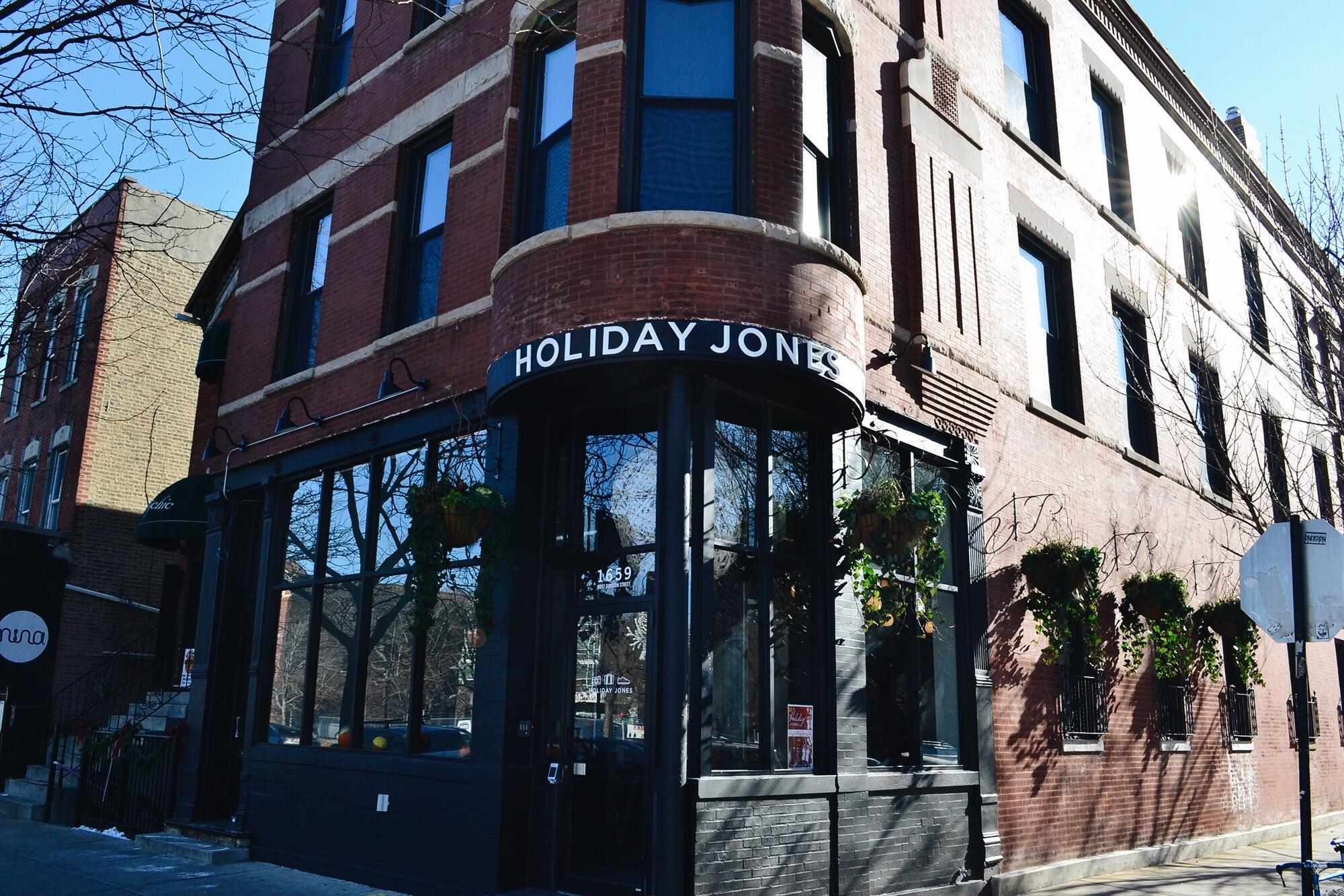 Holiday Jones