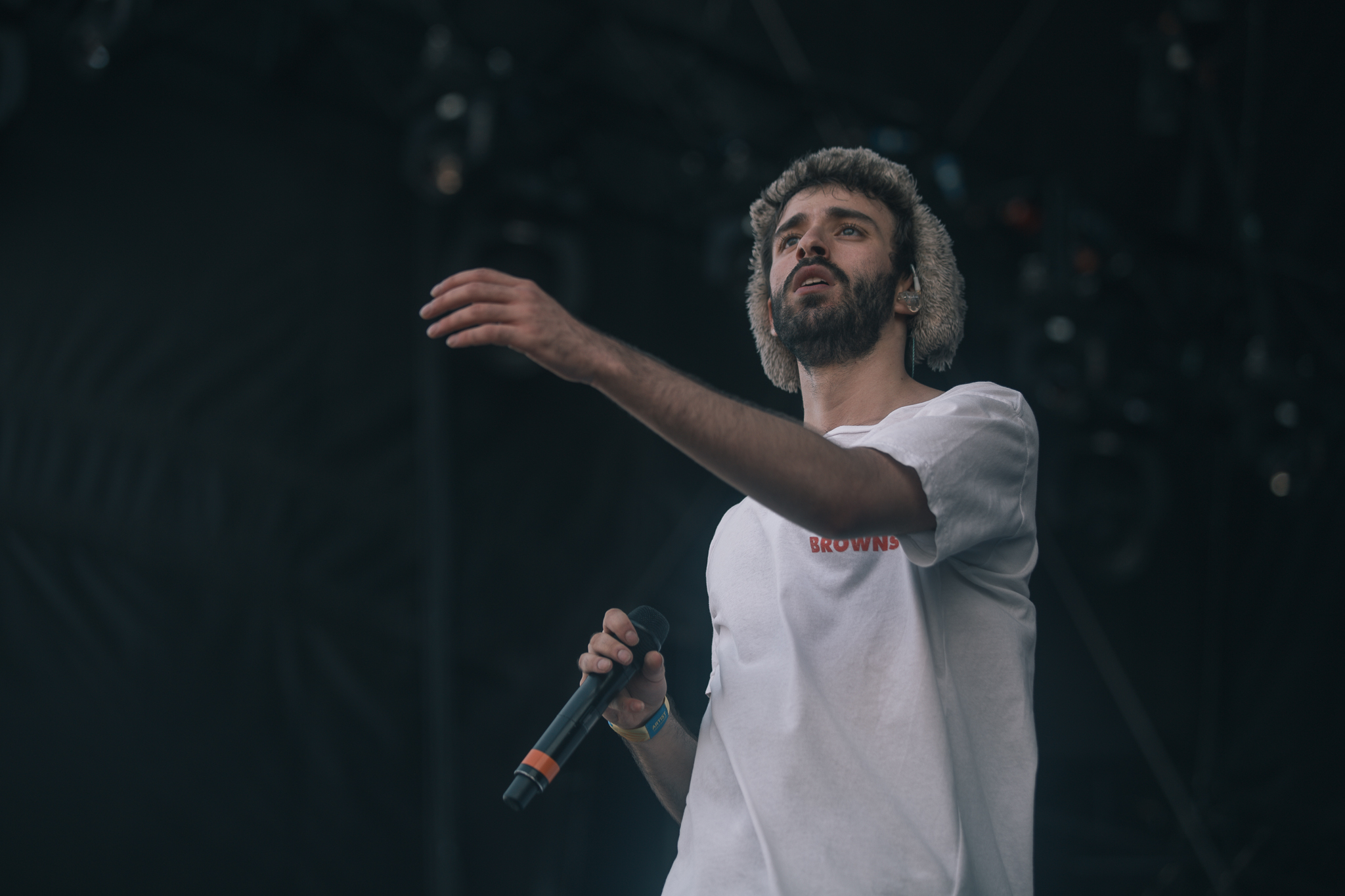 Laura Ord Photography   Austin, TX Concert Photography   AJR at Hangout Music Fest in Gulf Shores, AL