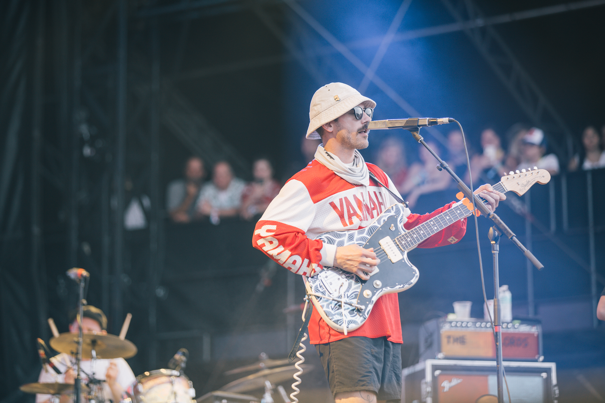 Laura Ord Photography | Austin, TX Concert Photography | Portugal. The Man at Hangout Music Fest in Gulf Shores, AL