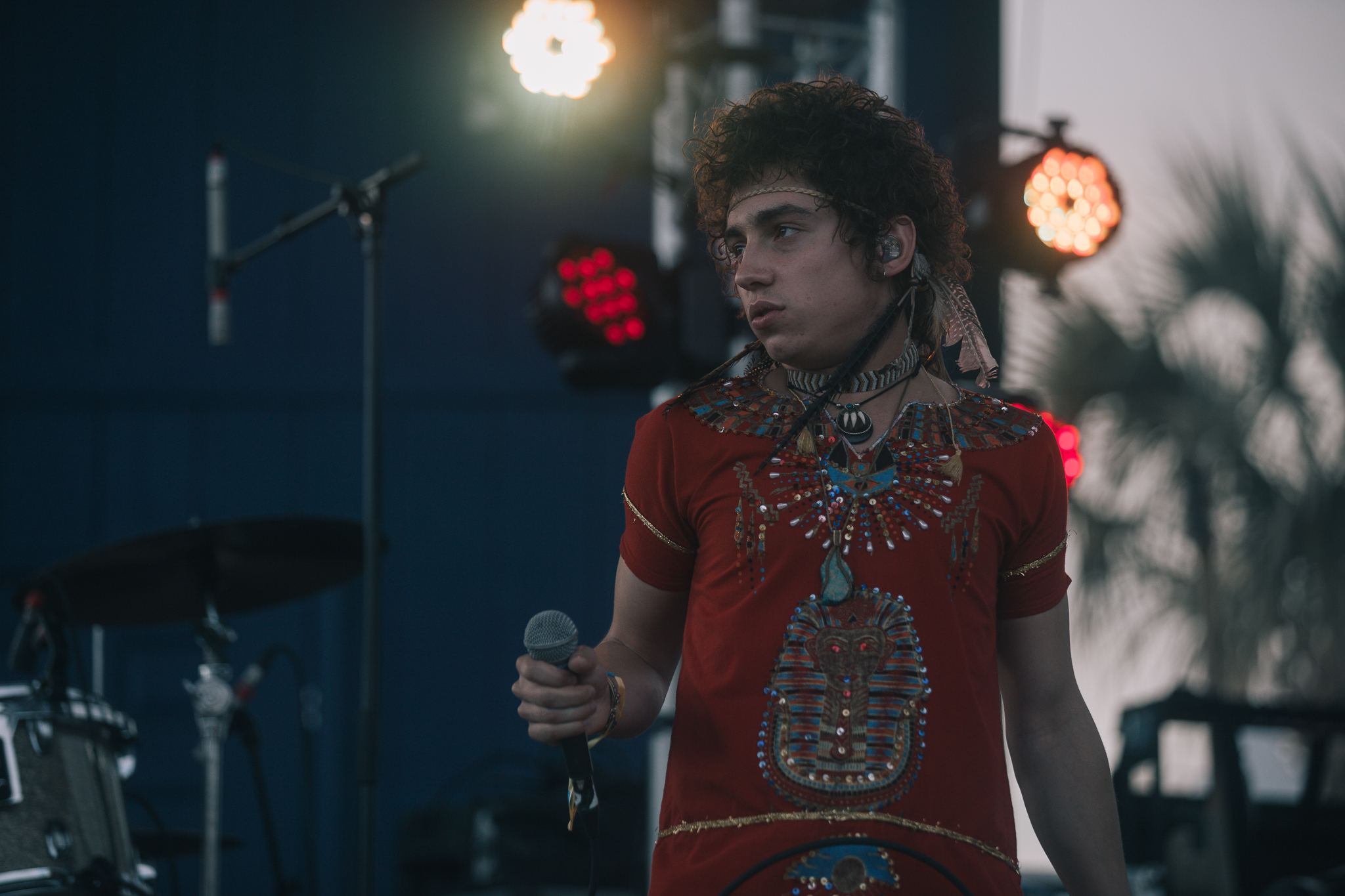 Laura Ord Photography | Austin, TX Concert Photography | Greta Van Fleet at Hangout Music Fest in Gulf Shores, AL