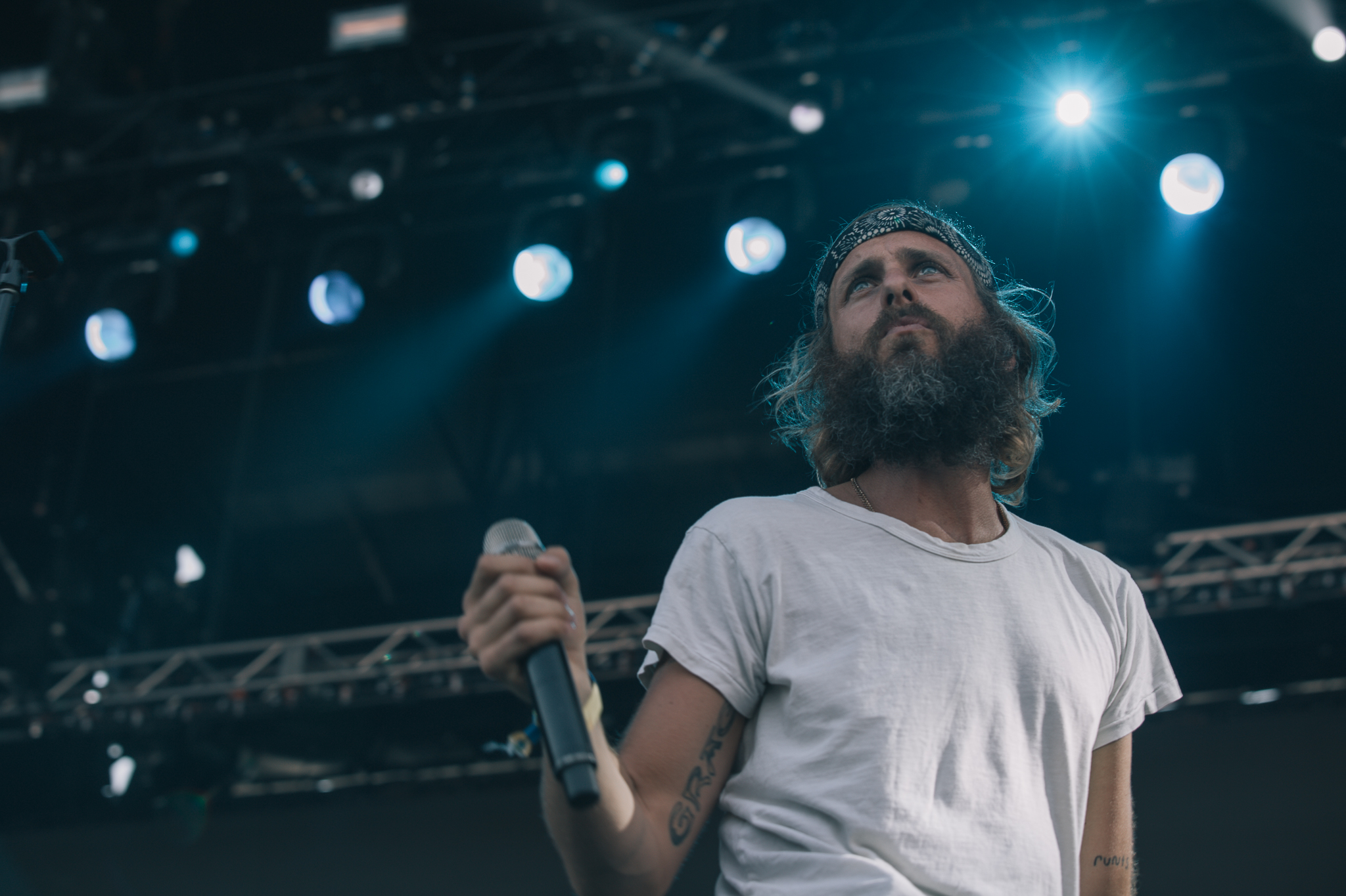 Laura Ord Photography | Austin, TX Concert Photography | AWOLNATION at Hangout Music Fest in Gulf Shores, AL