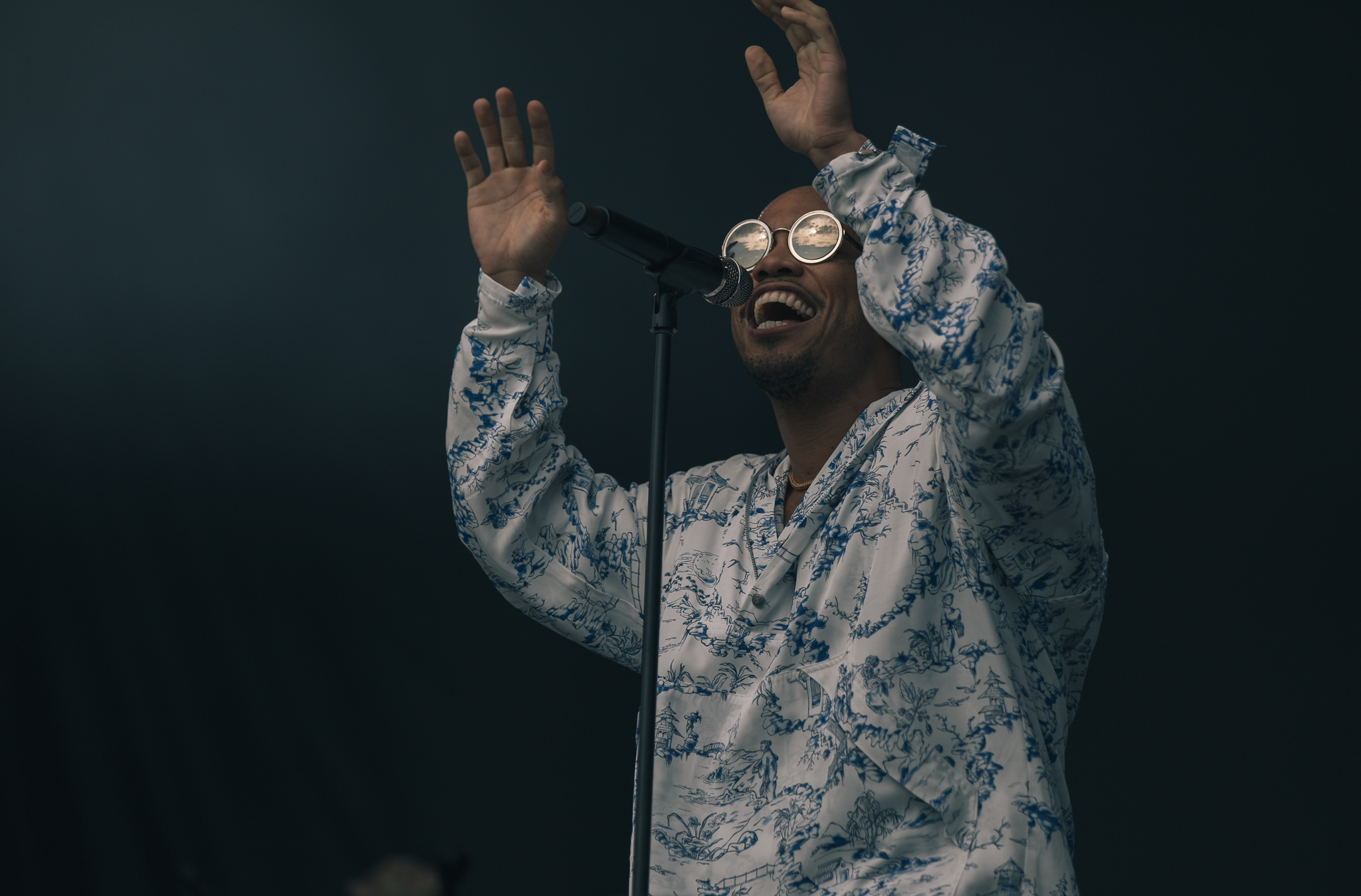 Laura Ord Photography   Austin, TX Concert Photography   Anderson .Paak at Hangout Music Fest in Gulf Shores, AL