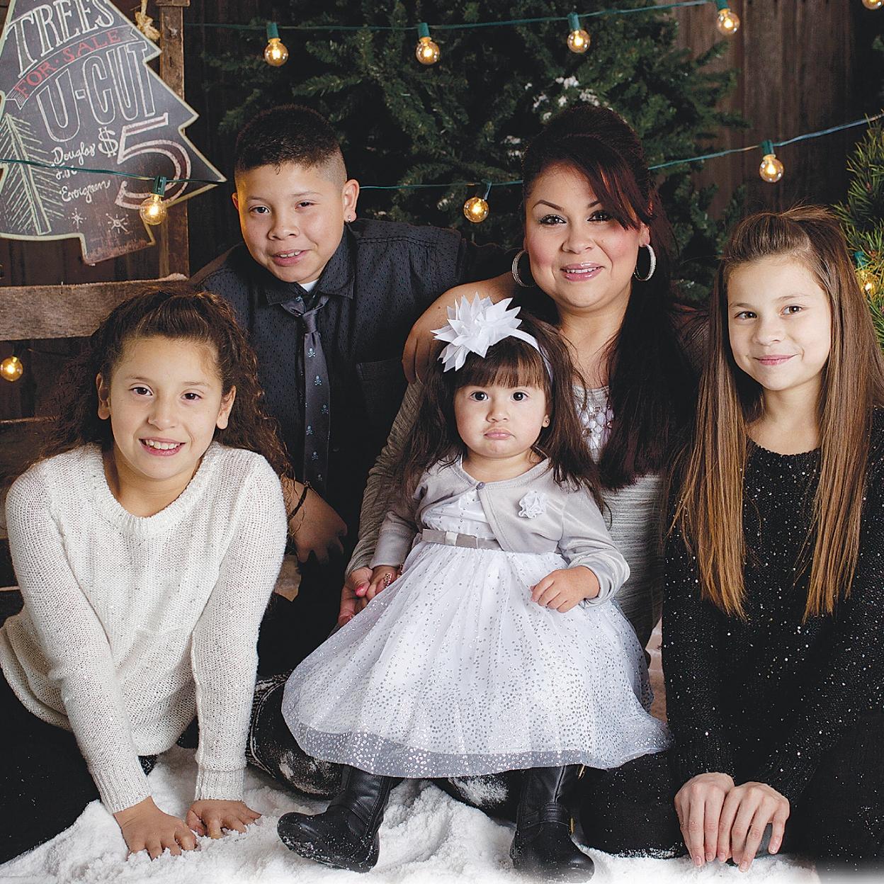 The Yebra Family -