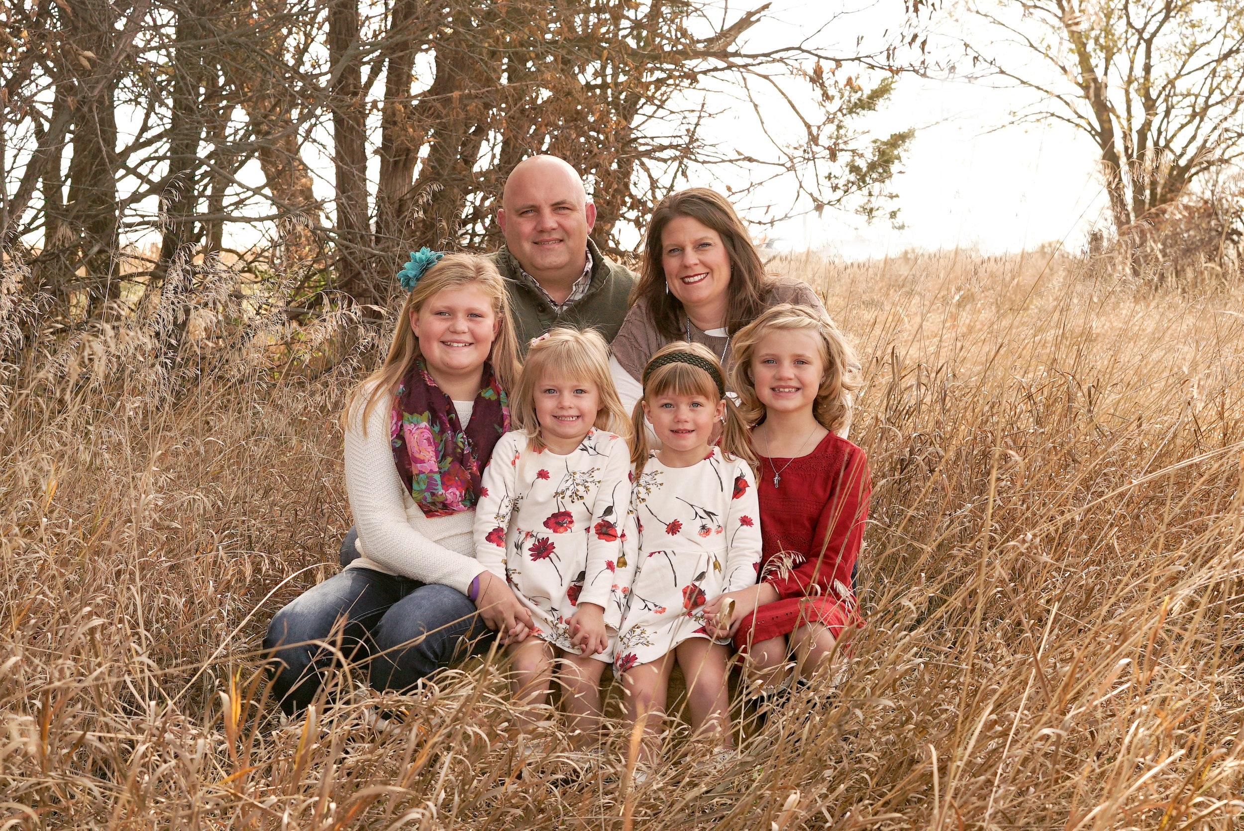The sybrandts Family -