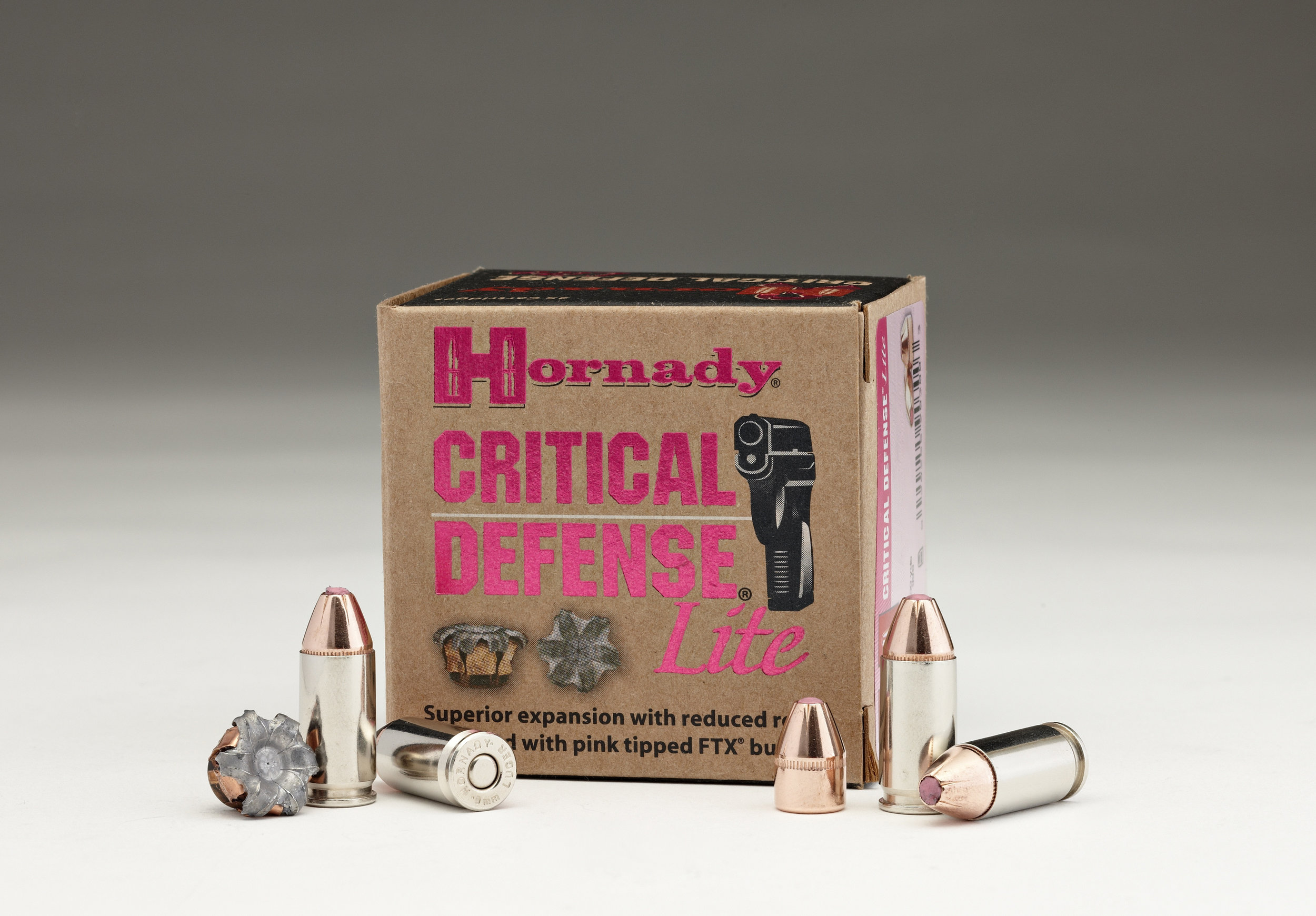 Grace Cancer Foundation is grateful to have the support of Hornady as our Corporate Sponsor! Funds raised through the sales of Hornady's Critical Defense bullet are given to Grace each year, at $.50 from every box sold. Thank you, Hornady! -