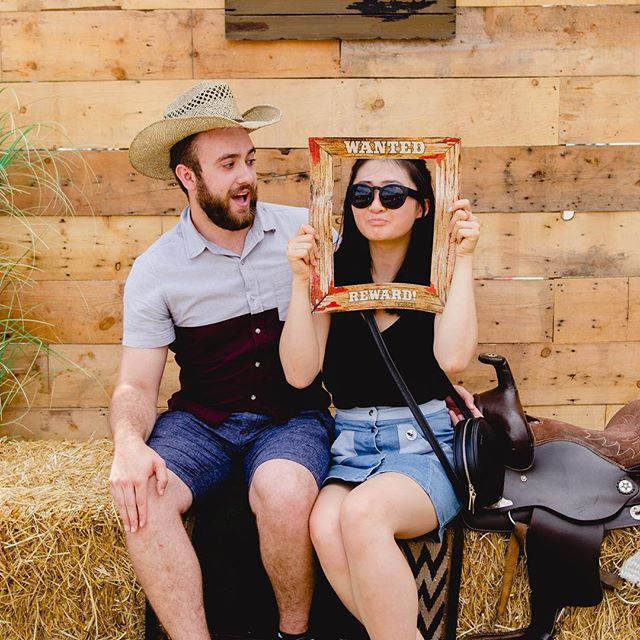 Be sure to join Westside's Stampede Breakfast this Sunday from 9:00am to 1:30pm! It will be a great time of food, entertainment and much more. Also If you see this couple be sure to inform the police, they are wanted dead or alive!