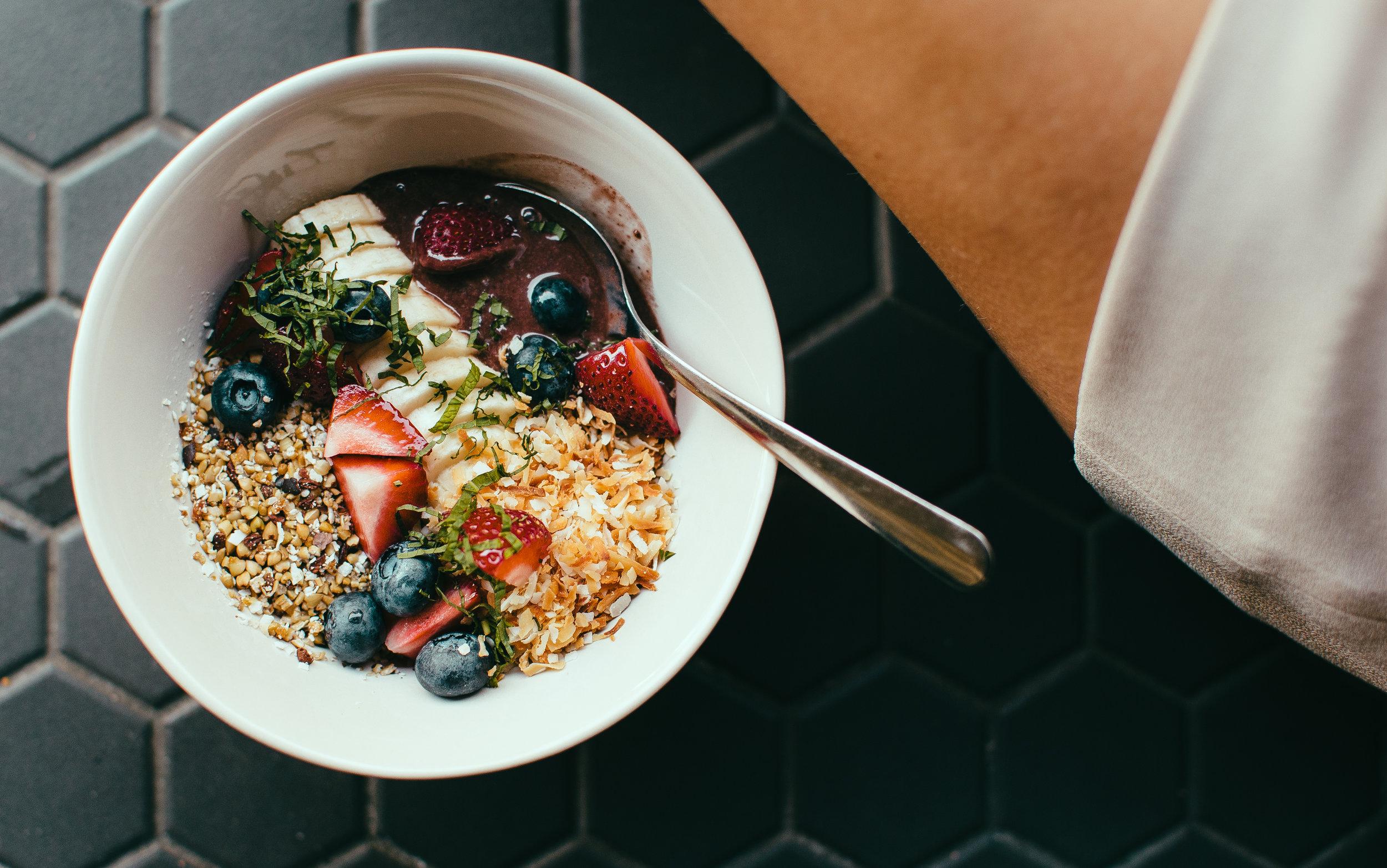 kokomo acai bowl vancouver breakfast restaurants