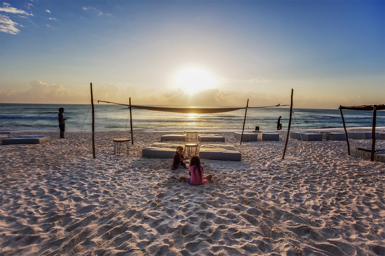 Sanara Beach Lounge.