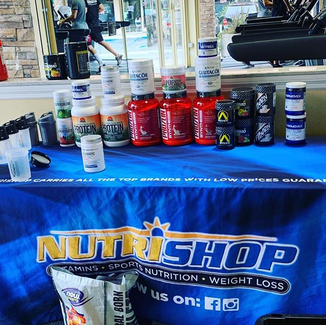 @nutrishop_thousandoaks will be at A.F from 8am-9:30am tomorrow, May 2nd. Stop by the booth for samples of pre-workouts/ BCAA's/ Protein Powders and more! They will also have product on hand so you can restock and load up on your favorite supplements and performance enhancers! 💪🏻 . . . . #gym#fitness#fit#supplements#supplementsthatwork#supportsmallbusiness#supplementstore#nutrishop#protein#whe#wheyprotein#bcaa#bcaas#preworkout#creatine#gainz#beastmode#bodybuilding#fitfam#fitlifestyle#agourahills#calabasas#malibu#westlakevillage#oakpark#conejovalley
