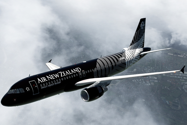 - aIR NEW ZEALAND(ALL BLACKS)