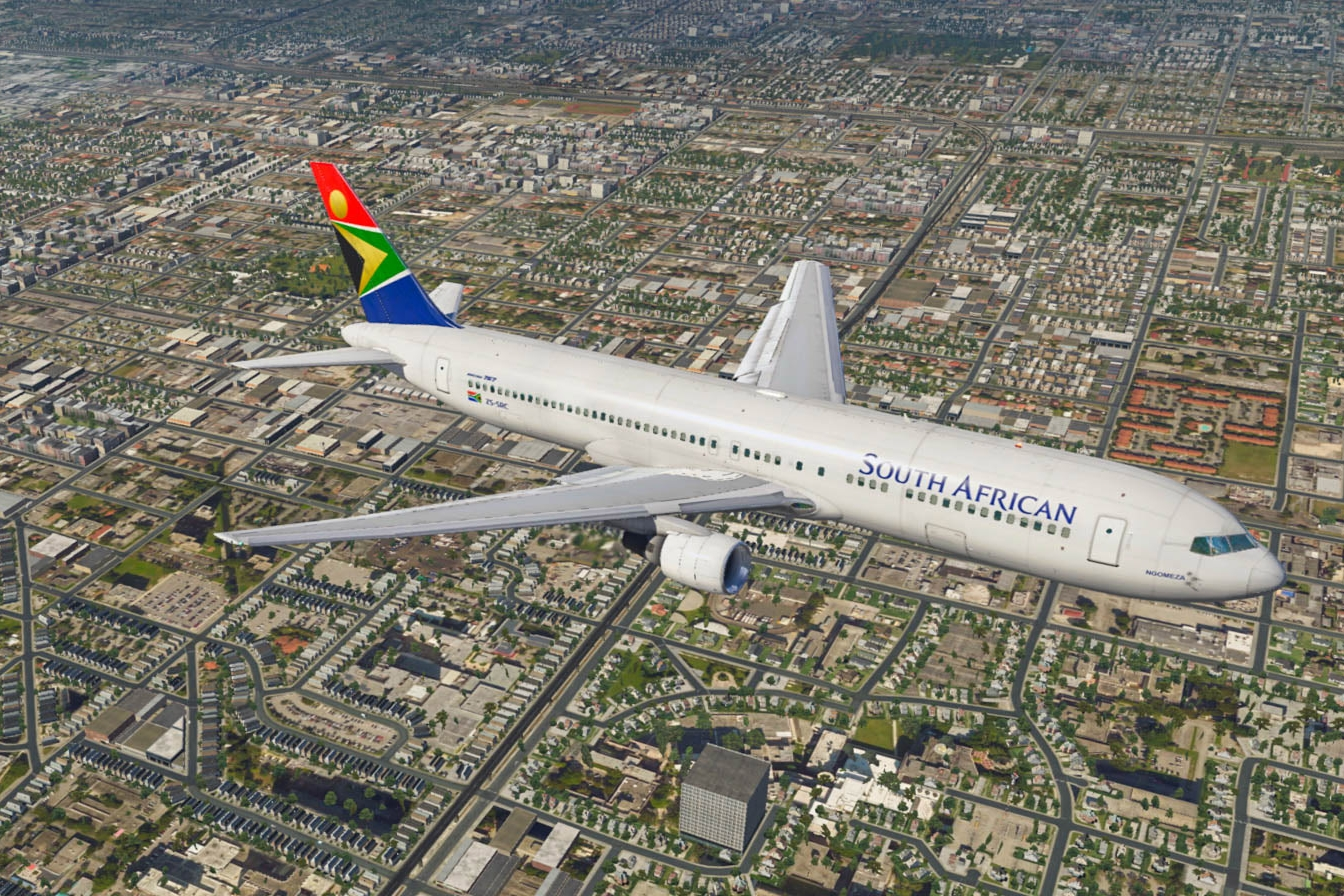 - south african airways