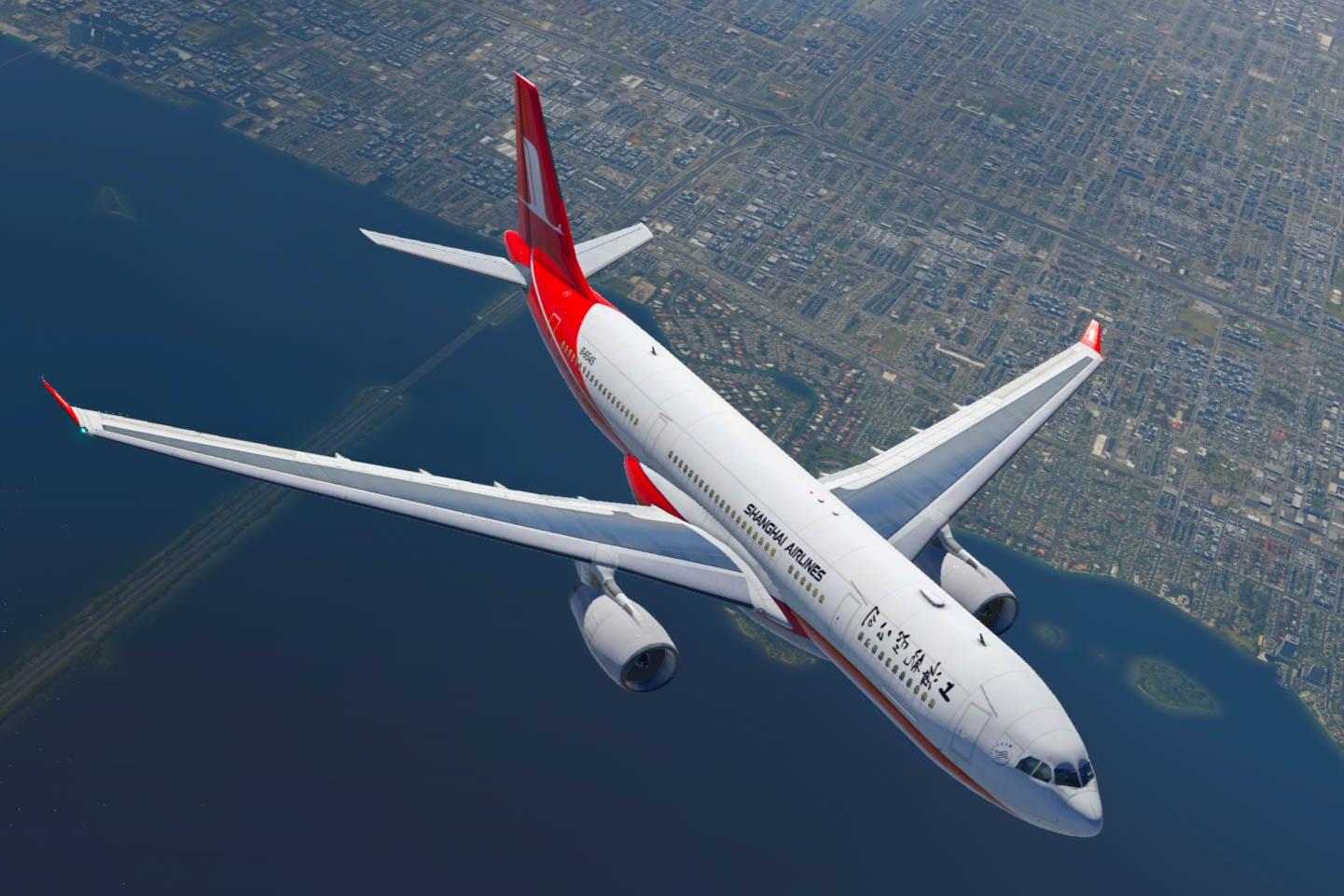 - shanghai airlines
