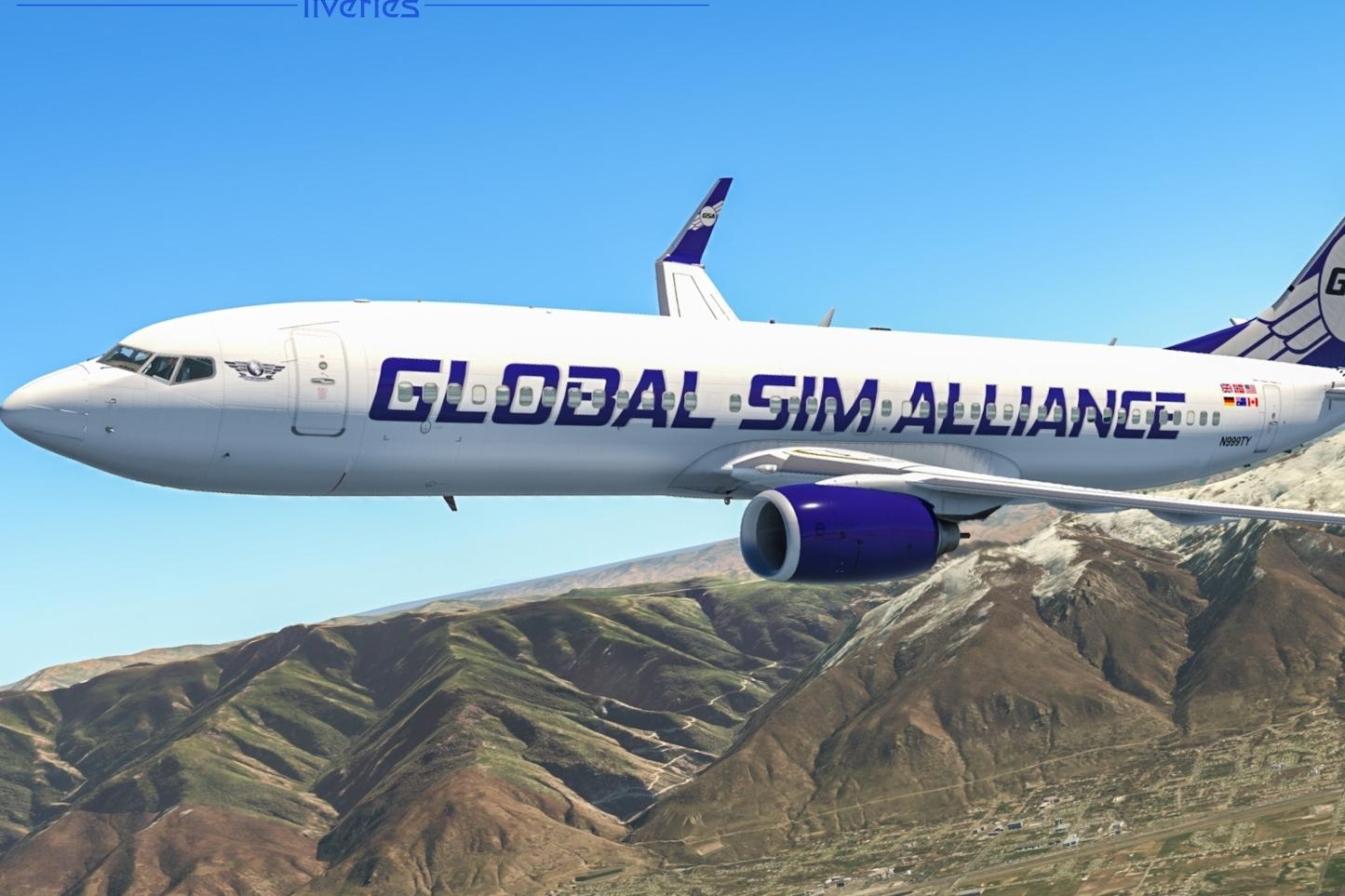 - global sim alliance