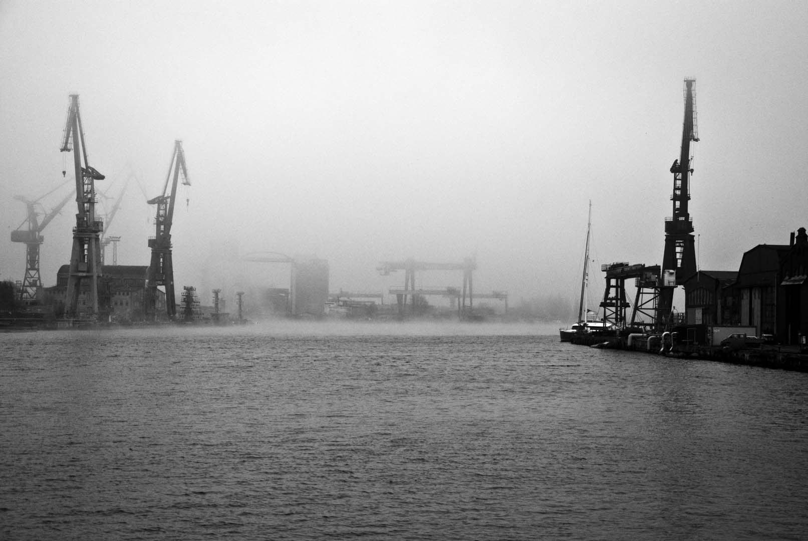 Cantieri navali di Danzica, 2011.