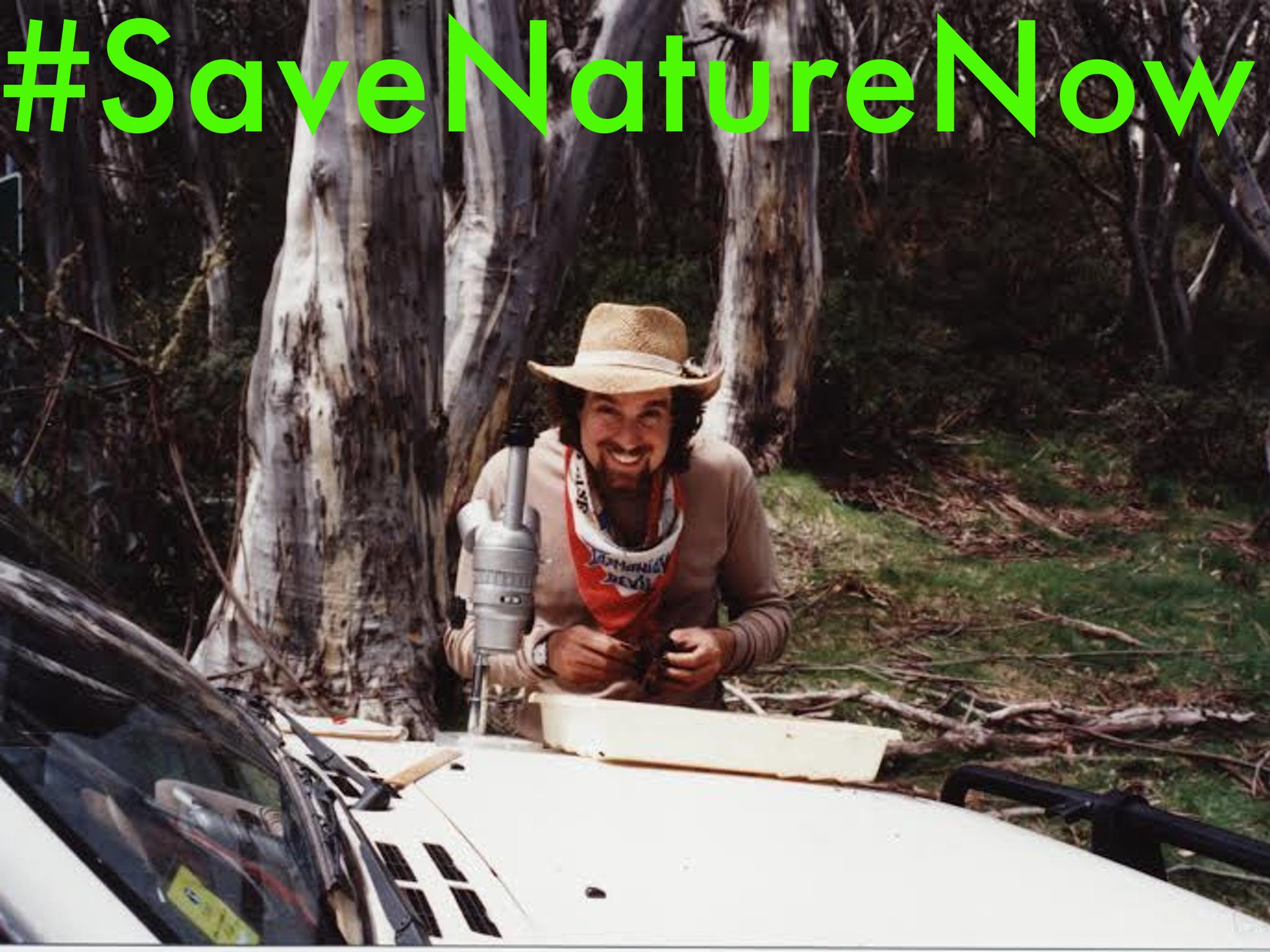 #SaveNatureNow - Australia field work.jpg
