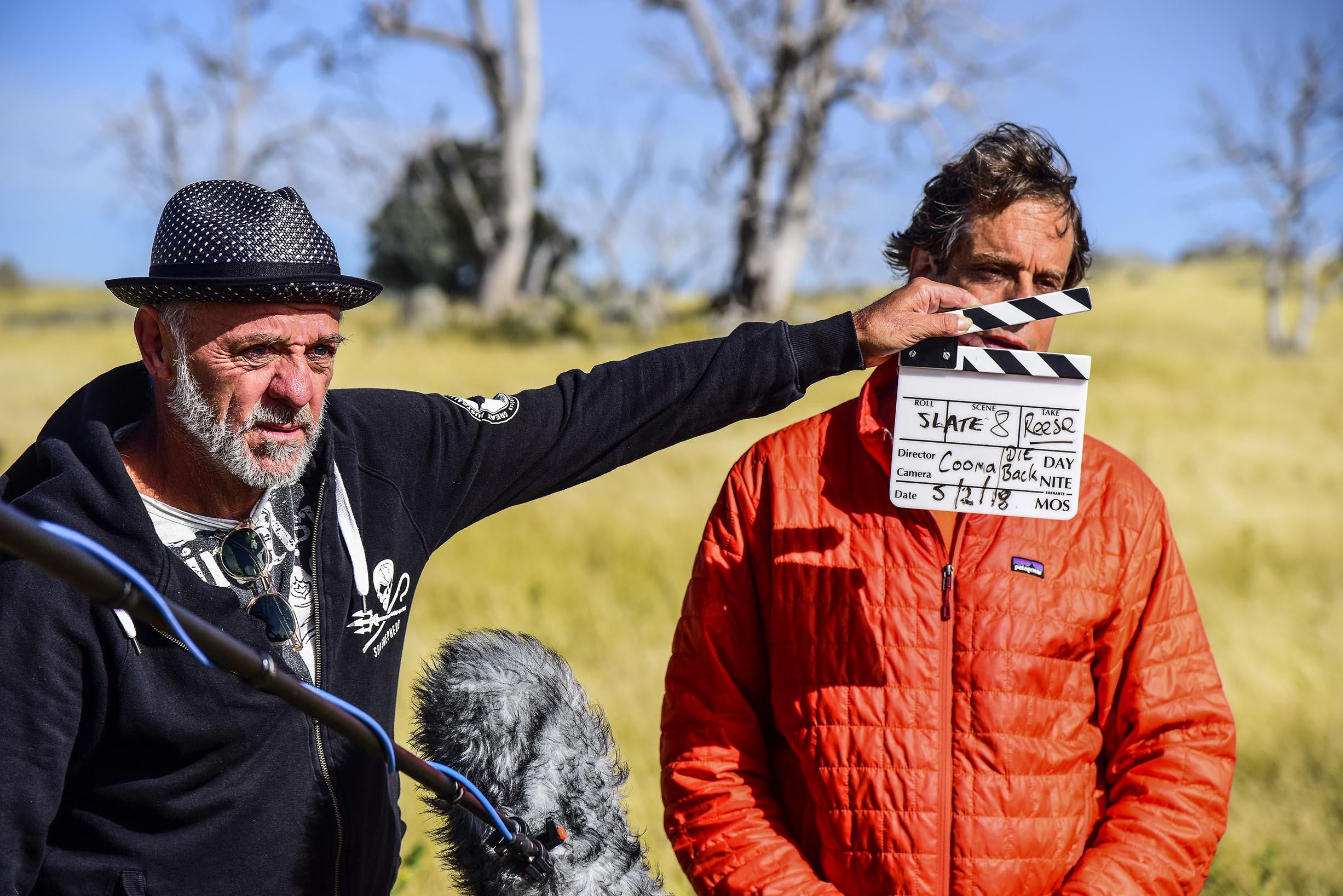 Cooma Monaro Graveyard Shoot - Reese Halter and David Field AUSTRALIA.jpg