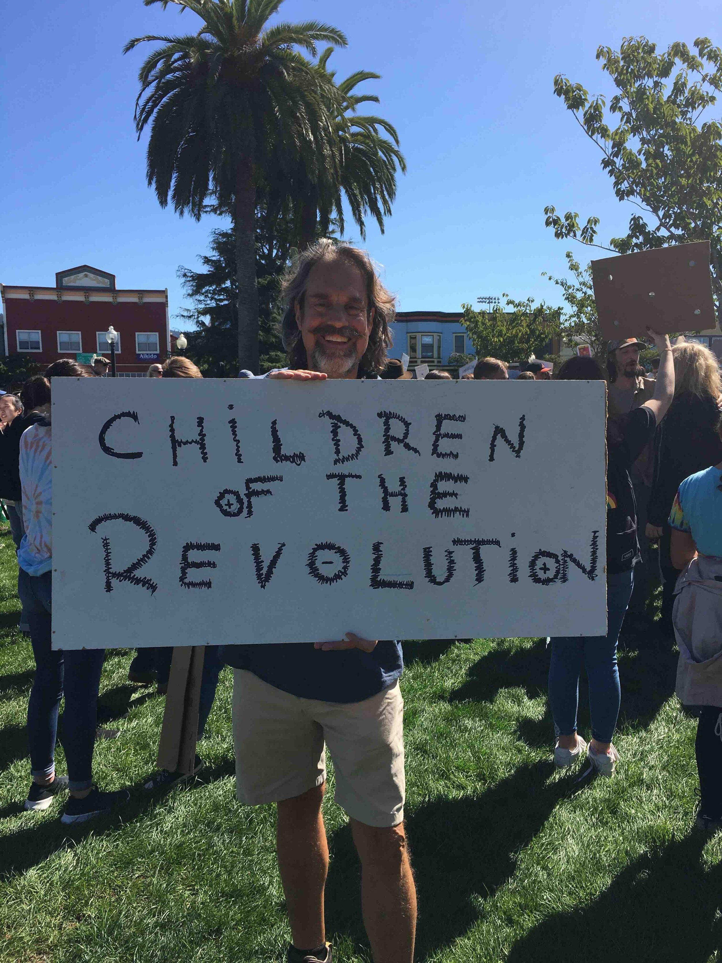 Children of the Revolution  #SchoolStrike4Climate- Reese Halter.jpg