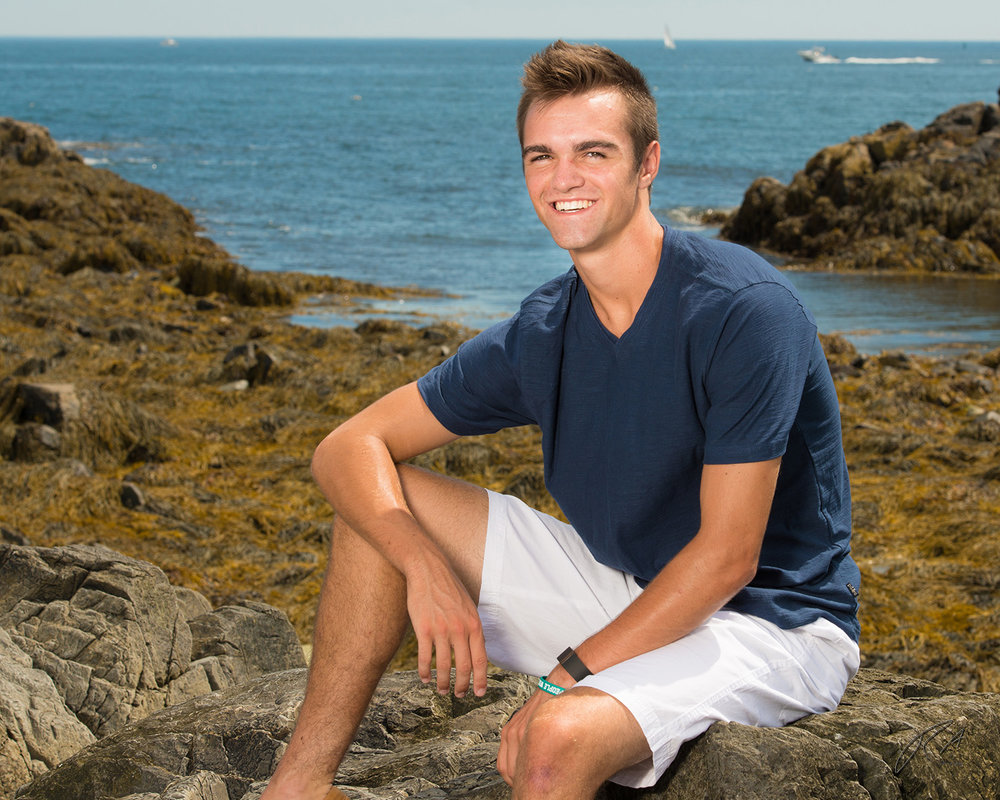 Maine Senior Pictures — Great Ideas for Senior Pictures on the Beach
