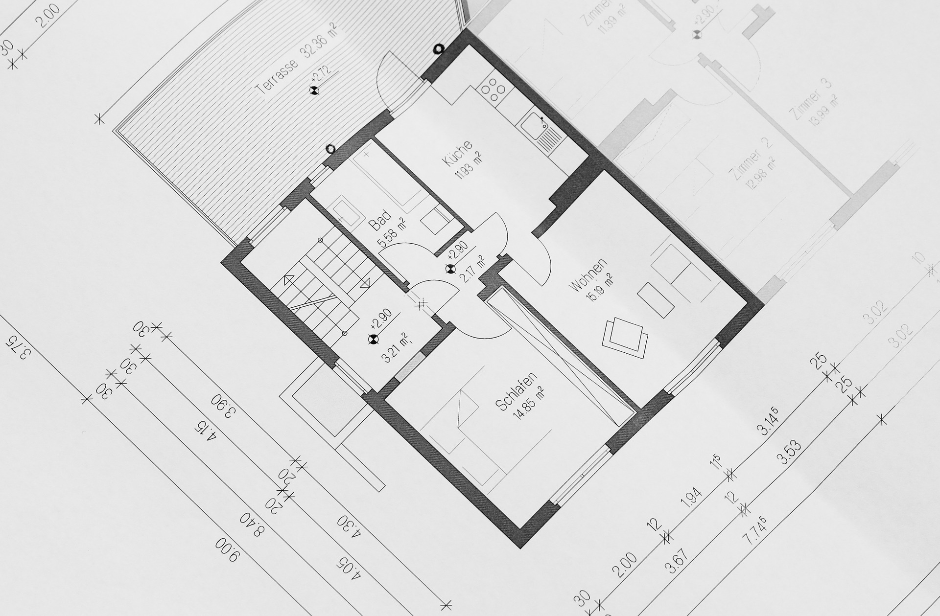 1. PROPERTY WALK THROUGH - During our first meeting, we walk though your property together while discussing your goals, requirements and concerns. I will also provide recommendations, such as staging and reconditioning, that will bring value to your property.