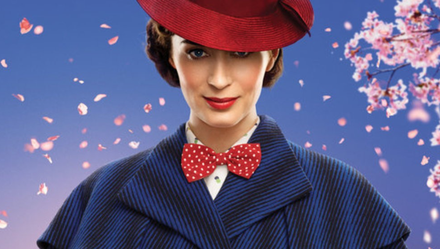 September 20 | Mary Poppins Returns